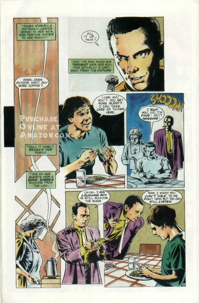 Read online Quantum Leap comic -  Issue #8 - 15