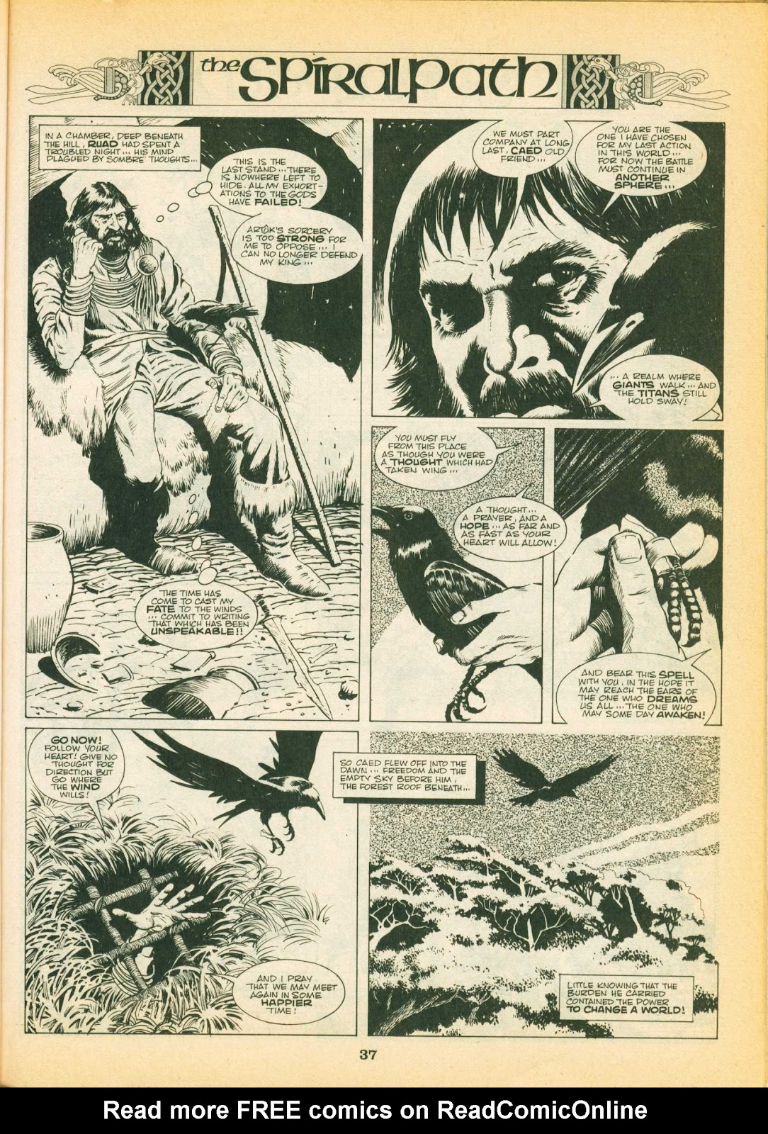Warrior Issue #2 #3 - English 36