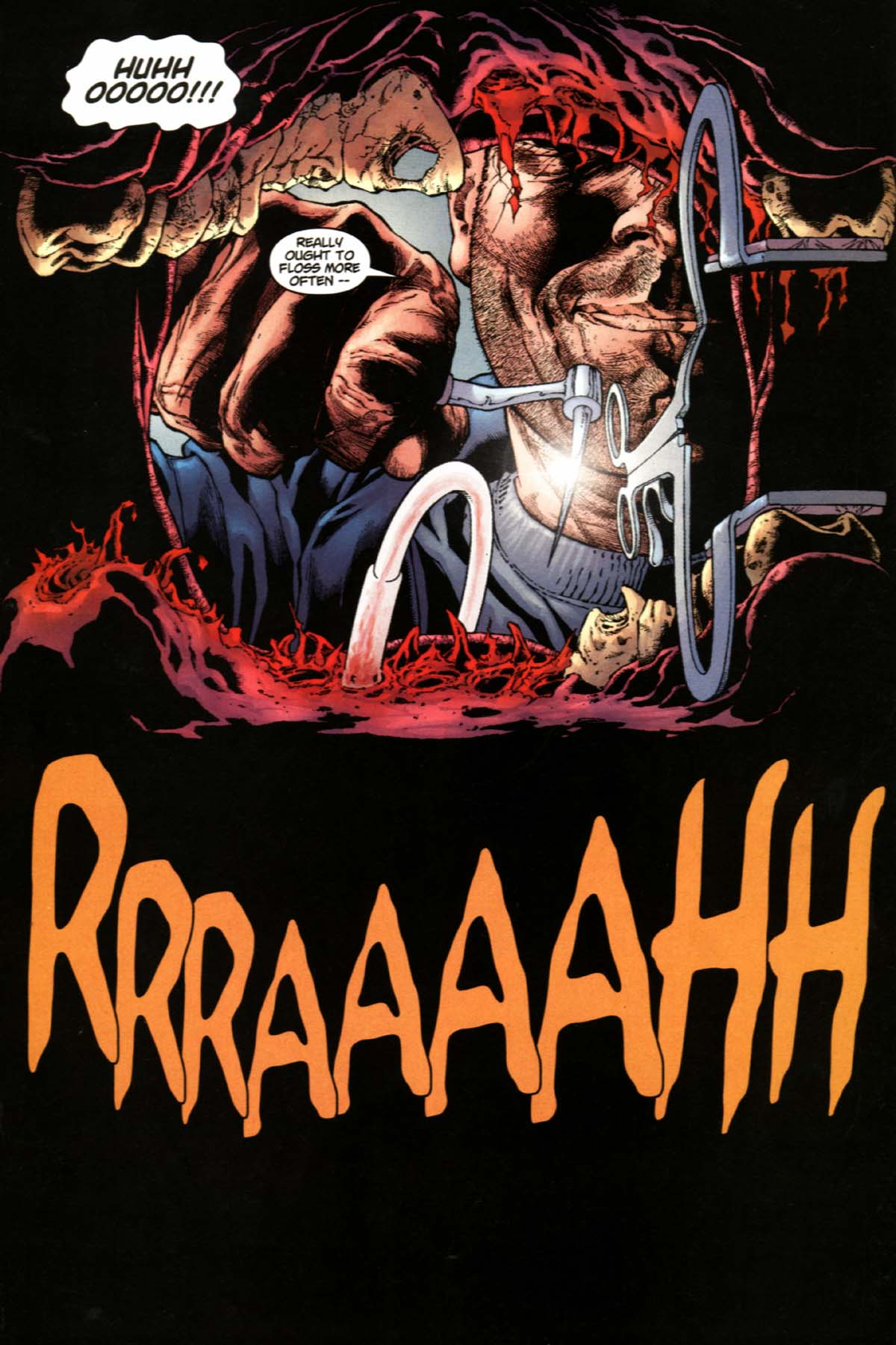Read online Marvel Knights Double Shot comic -  Issue #1 - 10