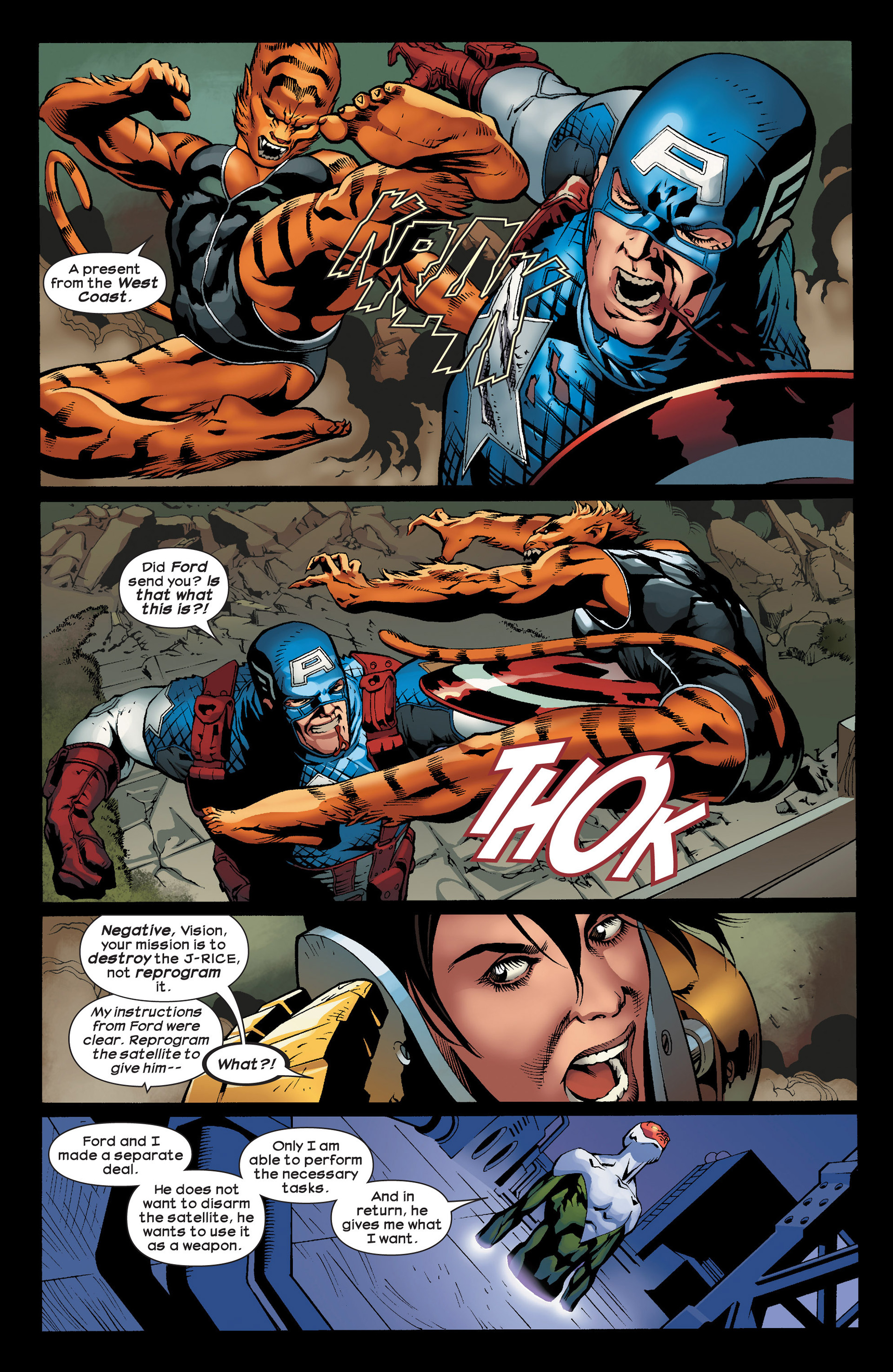 Read online Ultimate Comics Ultimates comic -  Issue #23 - 16
