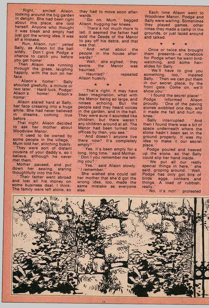 Read online Misty comic -  Issue # _Annual 1979 - 14