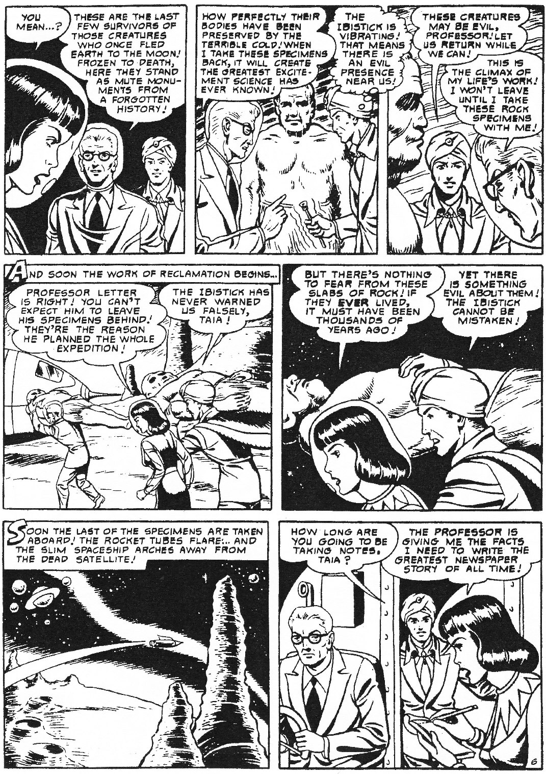 Read online Men of Mystery Comics comic -  Issue #73 - 40