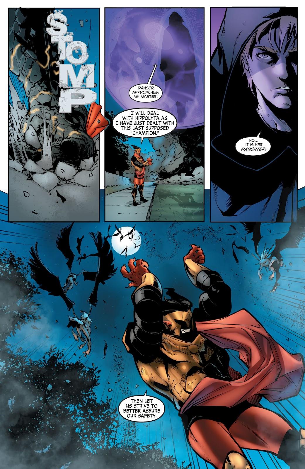 Read online Smallville Season 11 [II] comic -  Issue # TPB 5 - 111