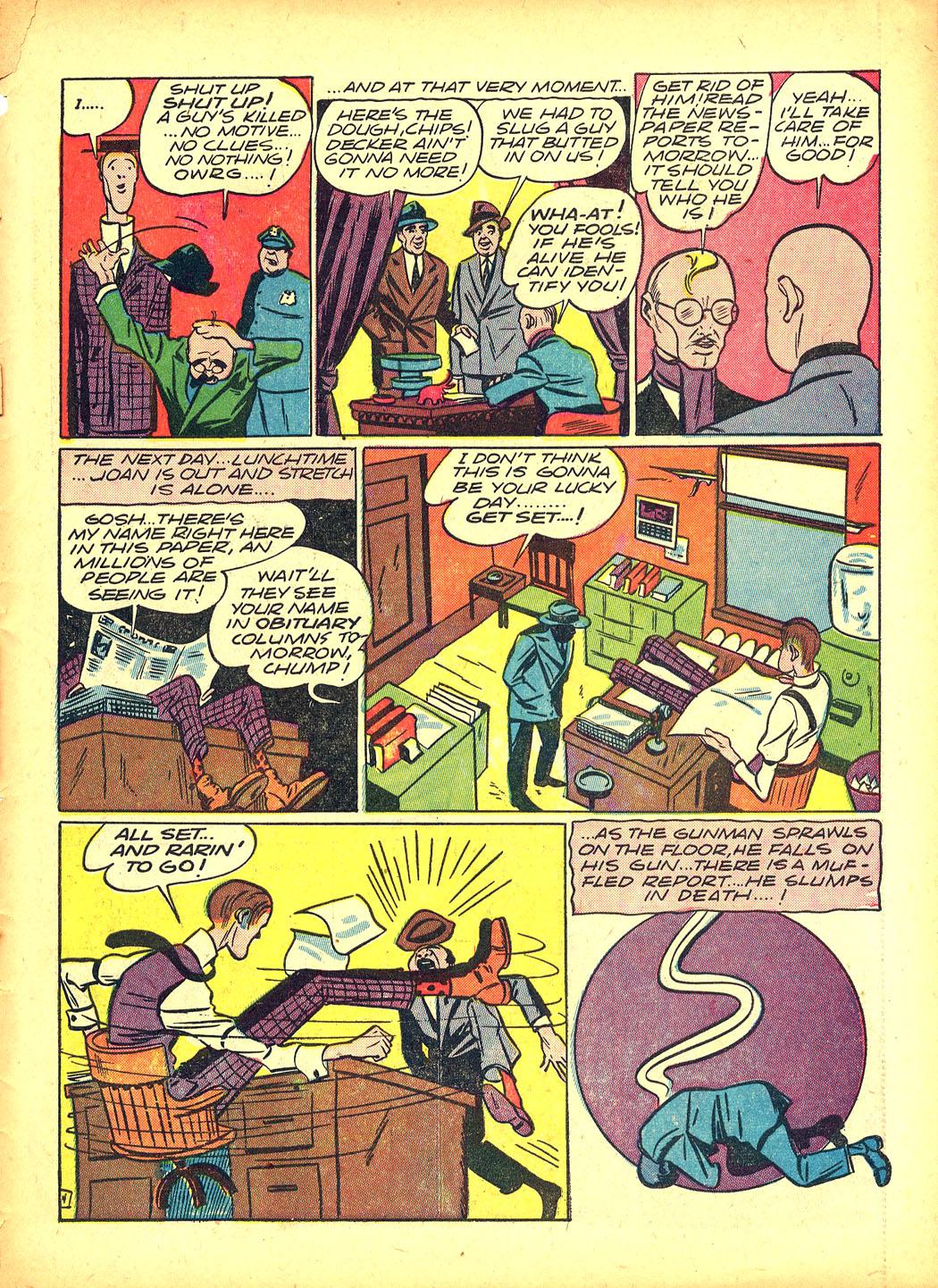 Read online Sensation (Mystery) Comics comic -  Issue #5 - 59