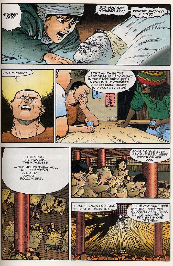 Read online Akira comic -  Issue #17 - 48