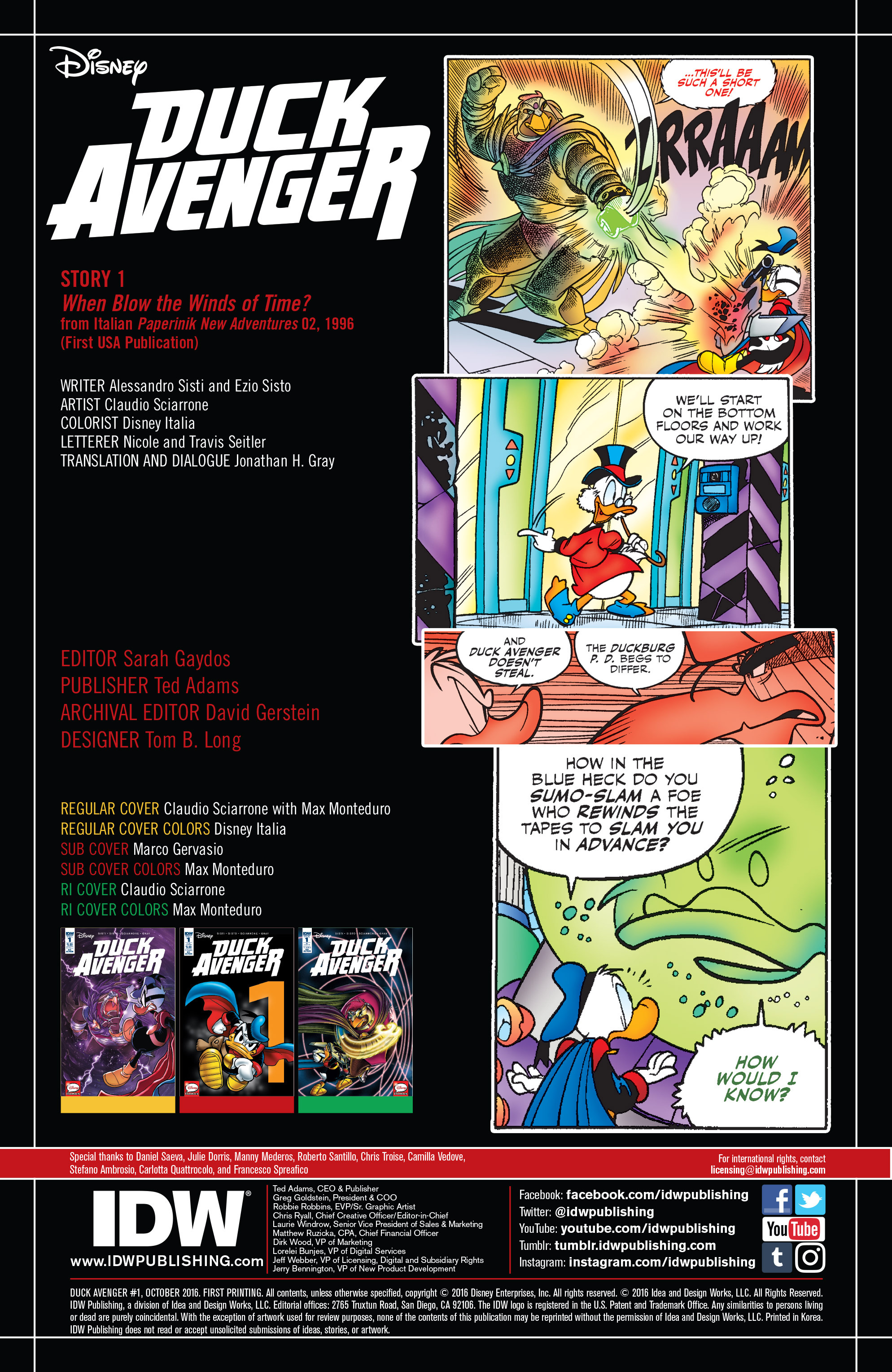 Read online Donald Duck (2015) comic -  Issue #19 - 37