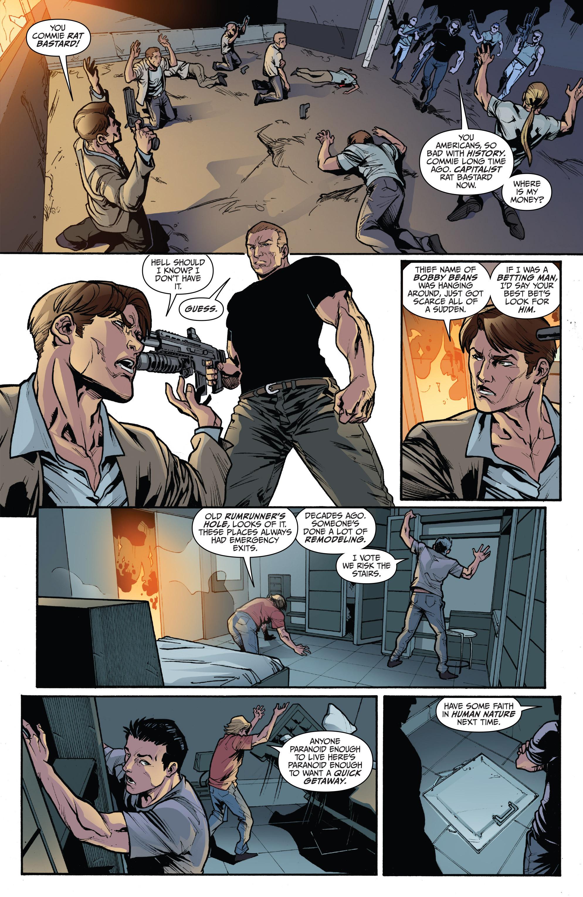 Read online 3 Guns comic -  Issue #3 - 15
