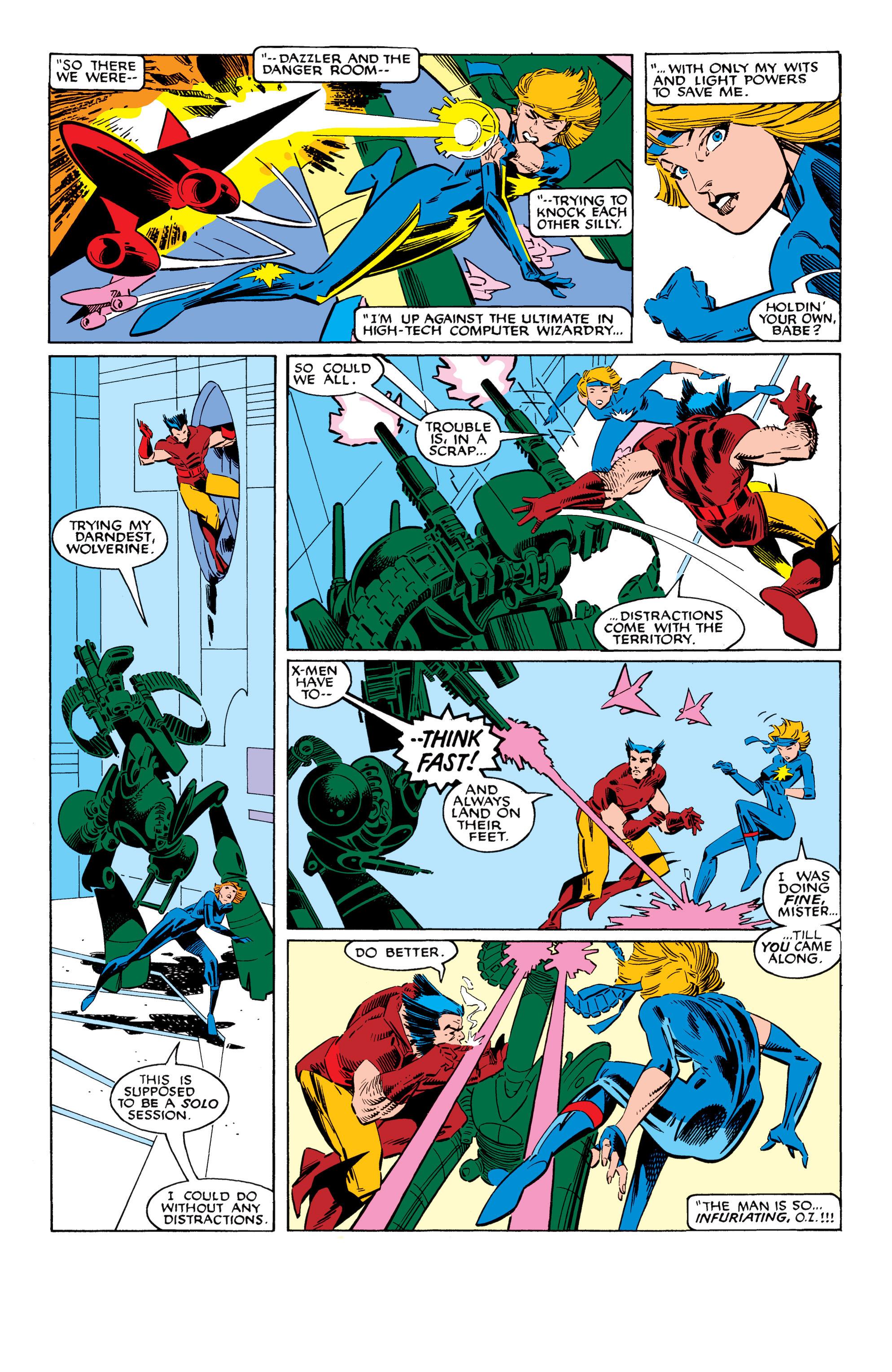 Read online Uncanny X-Men (1963) comic -  Issue #228 - 4