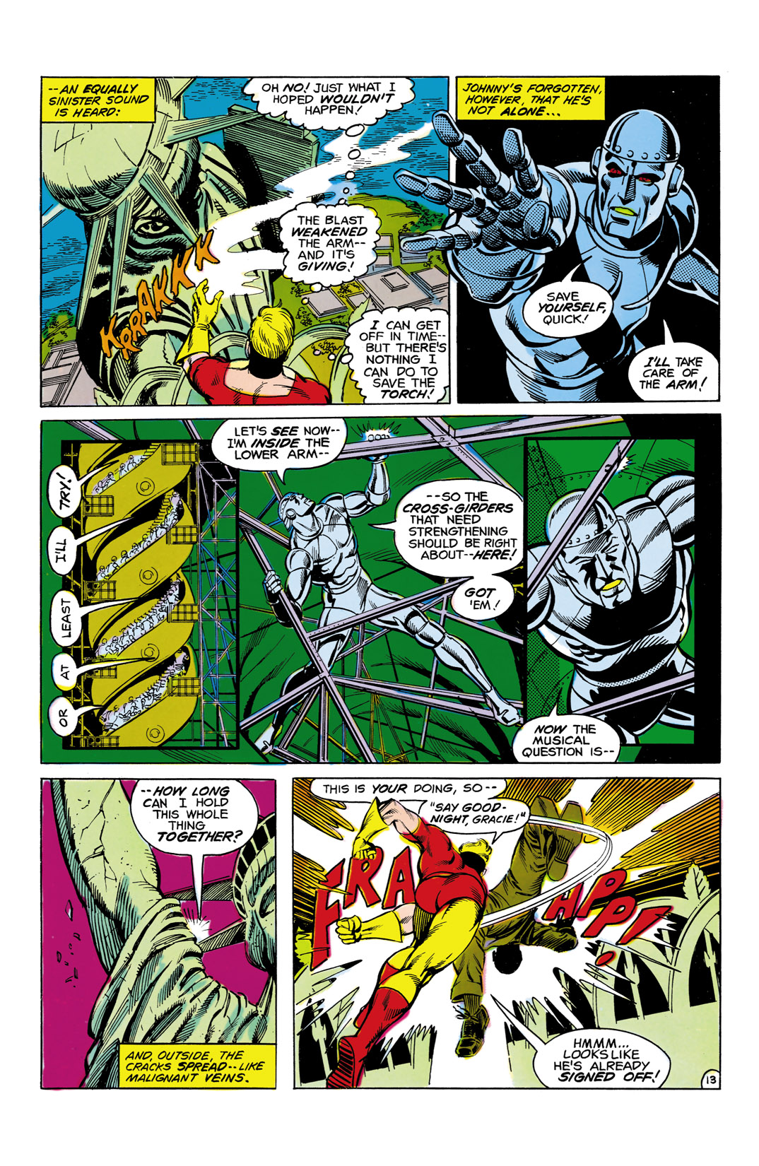 Read online All-Star Squadron comic -  Issue #5 - 14