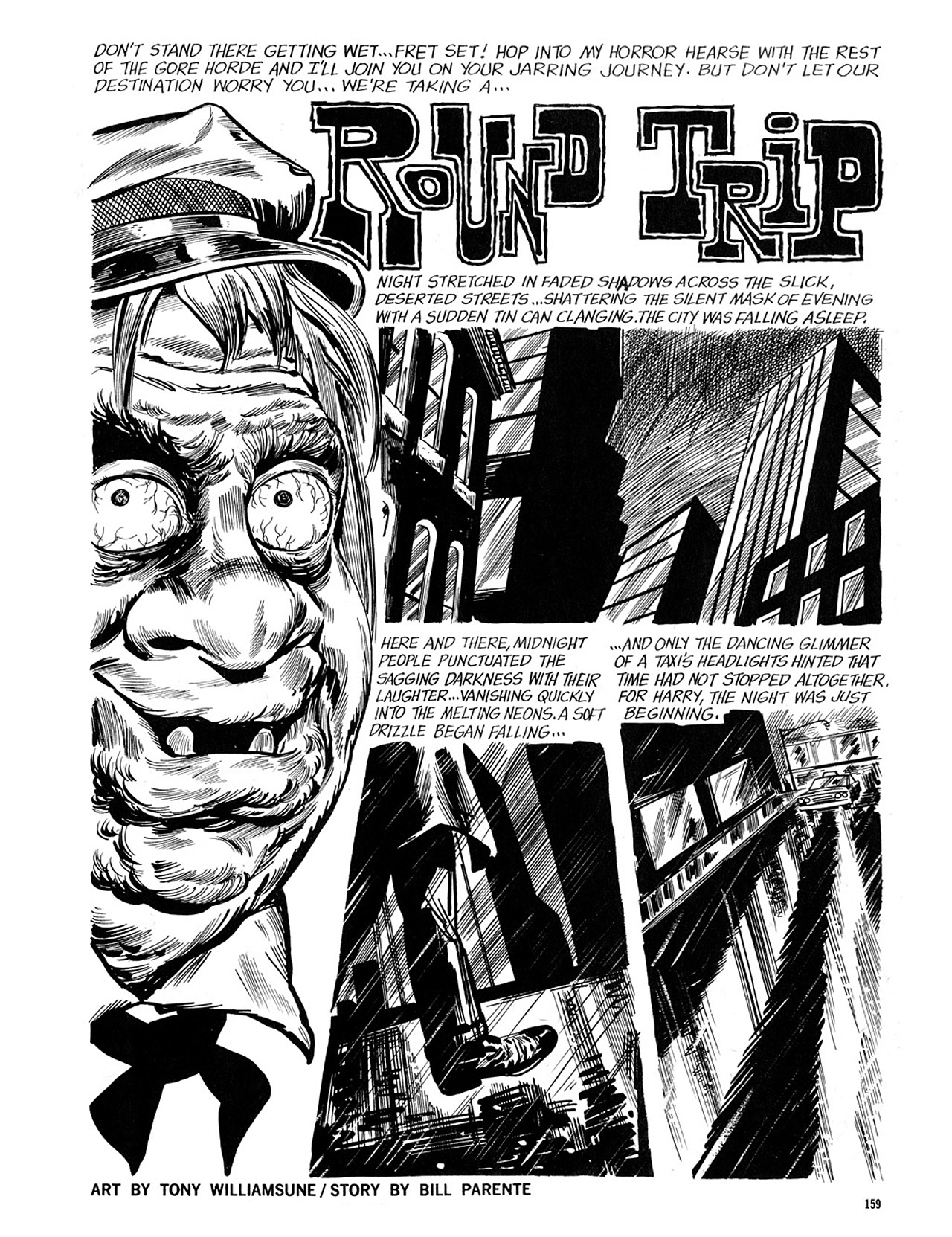 Read online Eerie Archives comic -  Issue # TPB 4 - 160