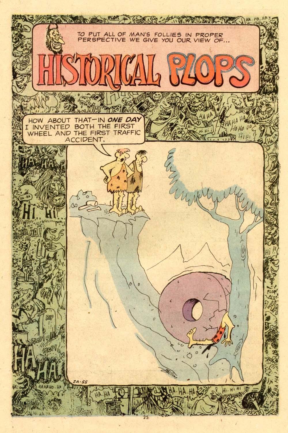 Read online Plop! comic -  Issue #6 - 26