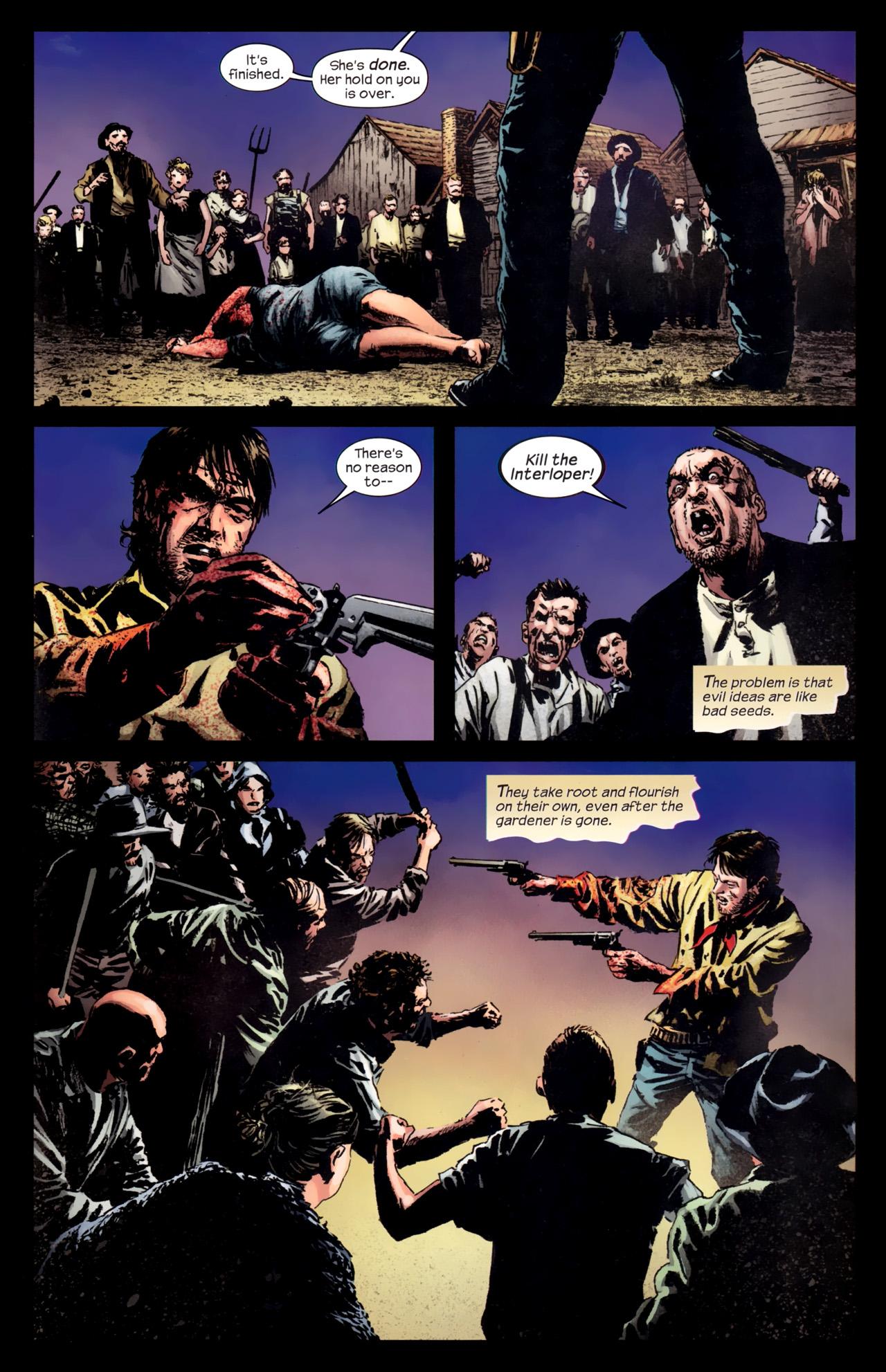 Read online Dark Tower: The Gunslinger - The Battle of Tull comic -  Issue #5 - 15