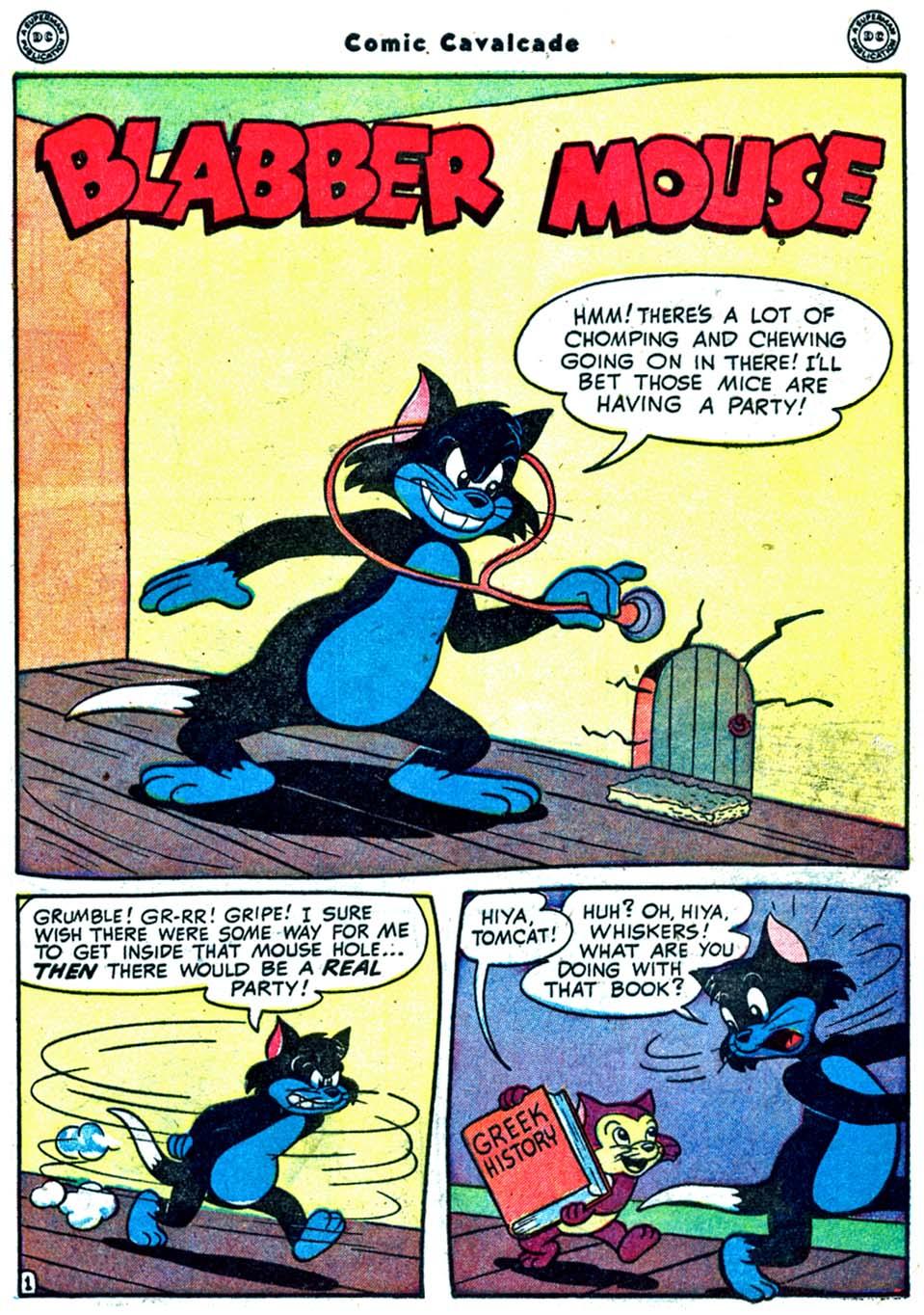 Comic Cavalcade issue 32 - Page 13