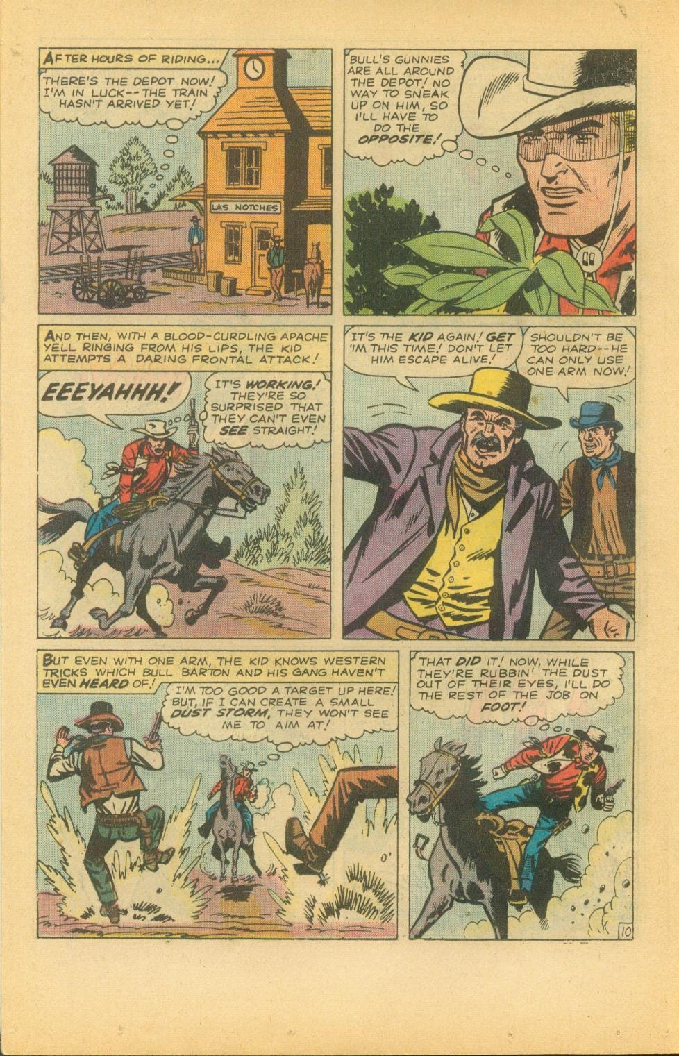 Kid Colt Outlaw issue 199 - Page 19