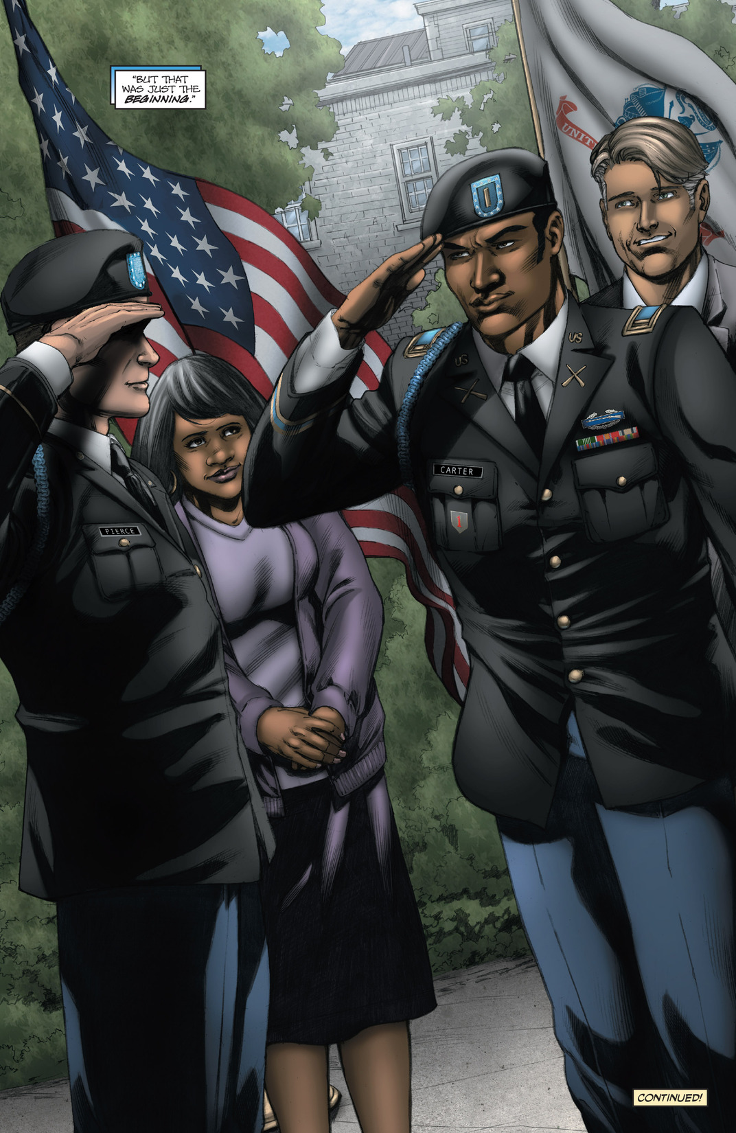 Read online America's Army comic -  Issue #13 - 23