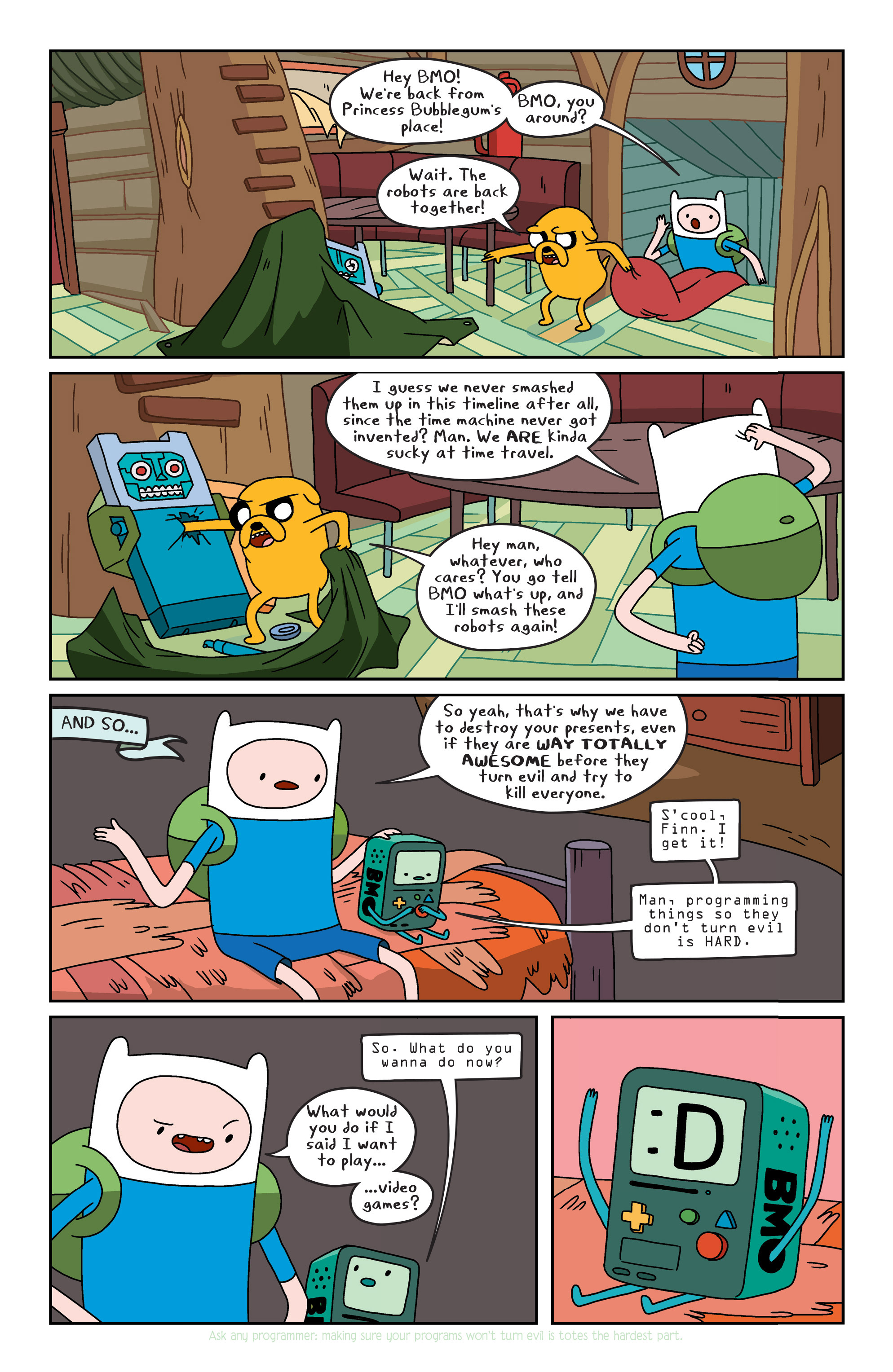 Read online Adventure Time comic -  Issue #Adventure Time _TPB 2 - 91