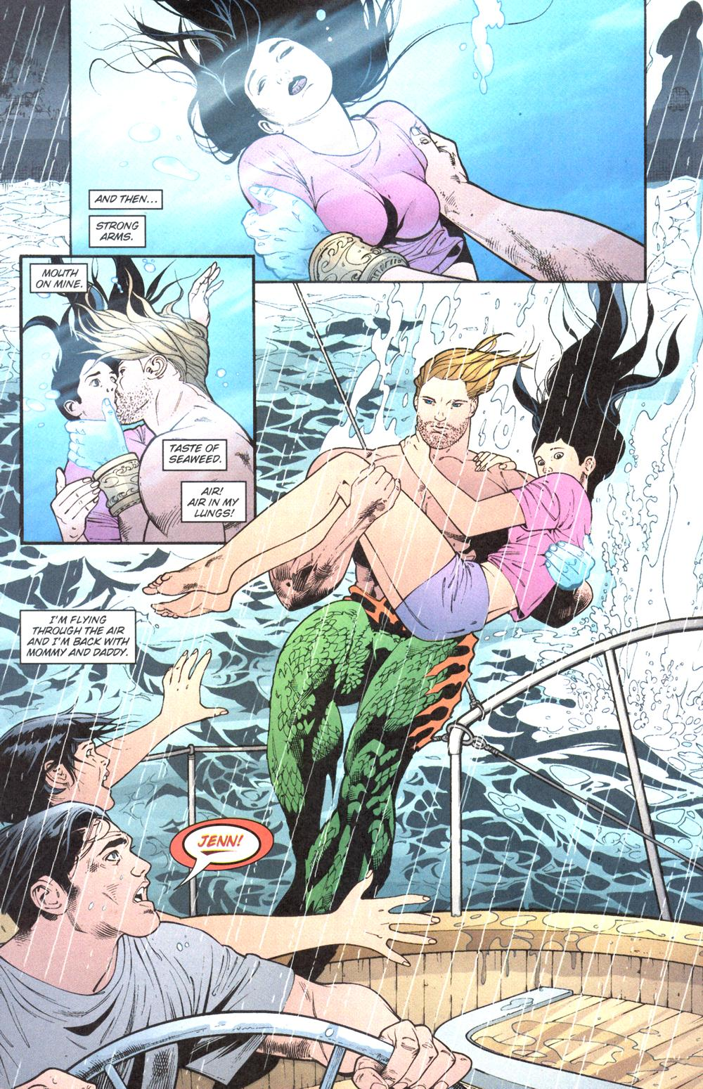 Read online Aquaman (2003) comic -  Issue #13 - 7