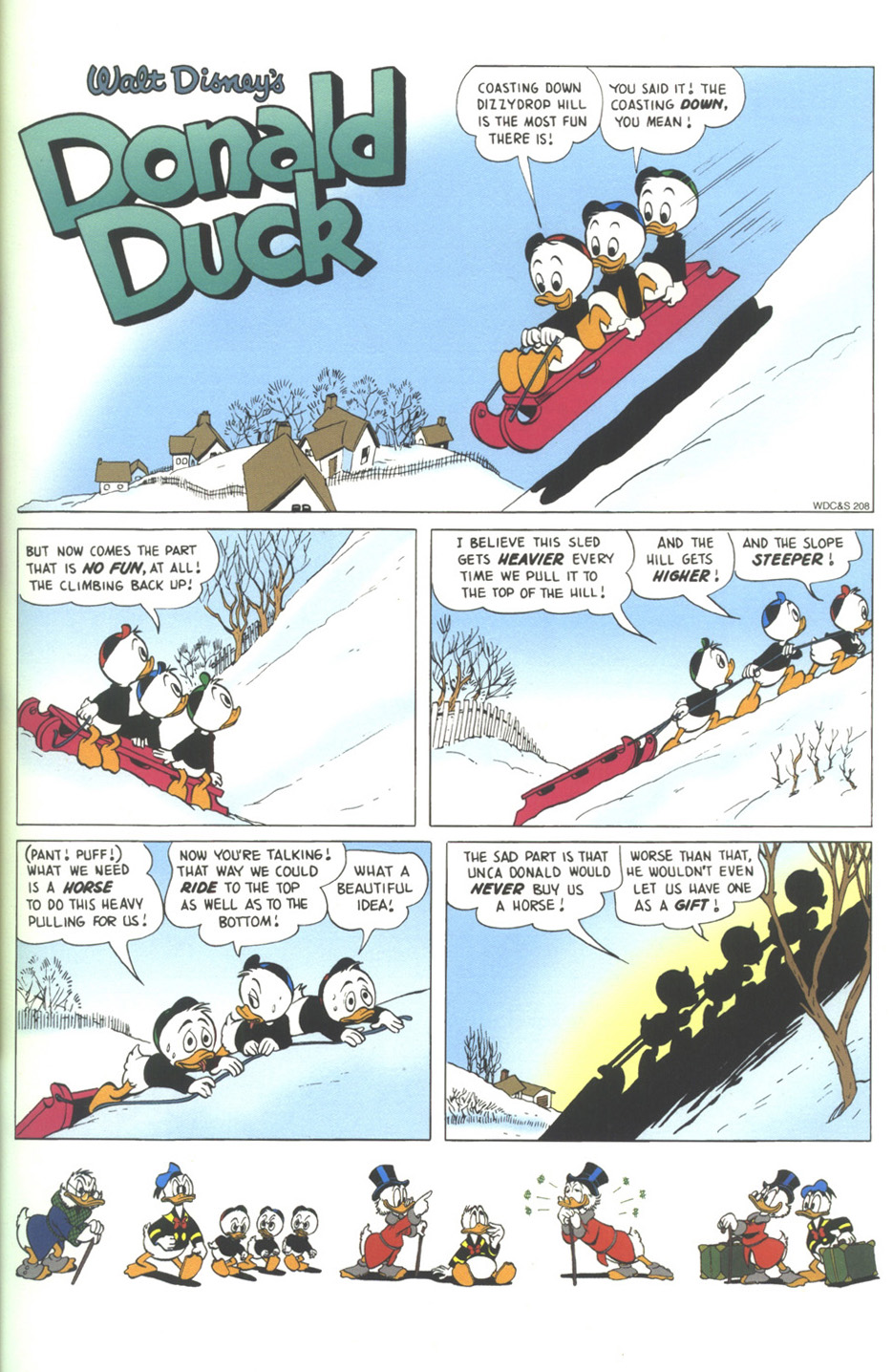 Read online Uncle Scrooge (1953) comic -  Issue #317 - 23