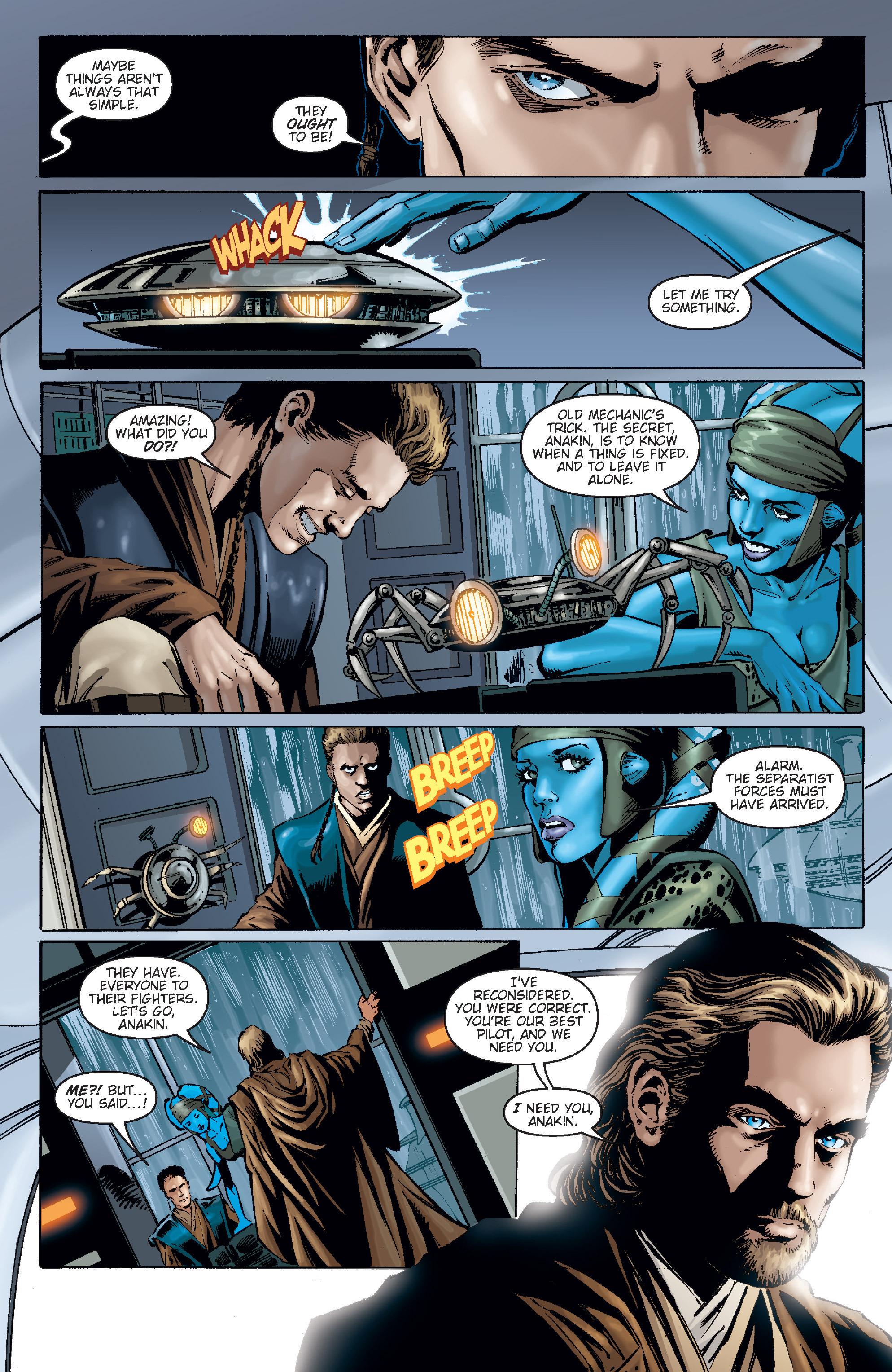 Read online Star Wars Omnibus comic -  Issue # Vol. 24 - 35