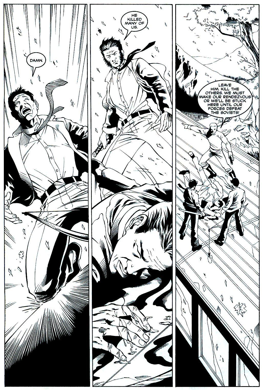 Read online Shi: Sempo comic -  Issue #2 - 15