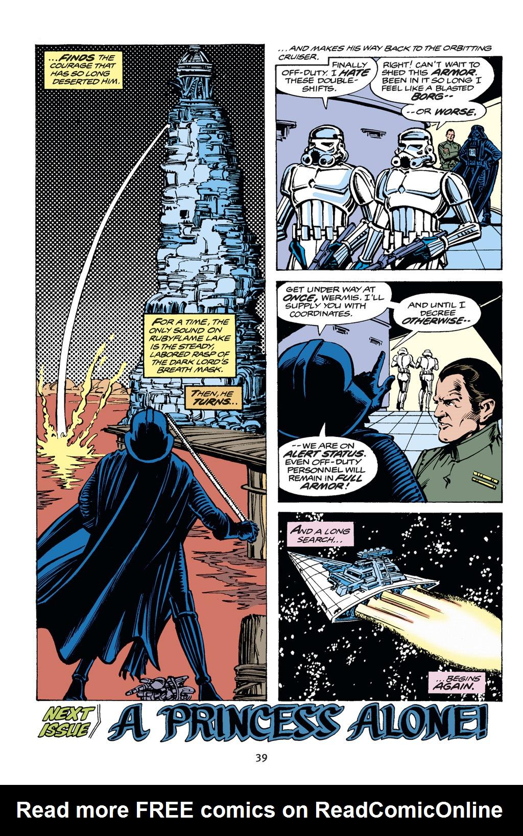 Read online Star Wars Omnibus comic -  Issue # Vol. 14 - 40
