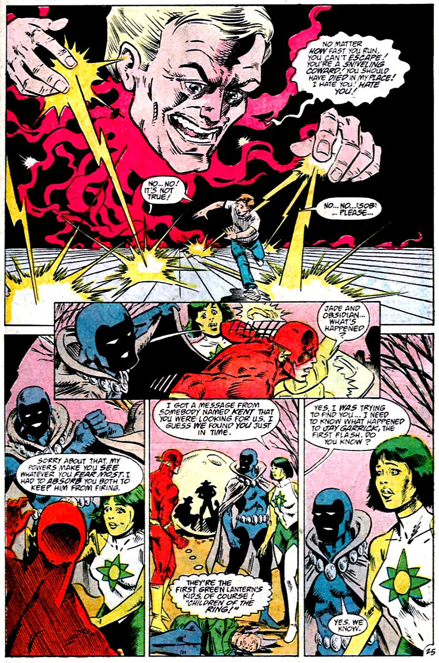 Read online The Flash (1987) comic -  Issue # _Annual 3 - 26
