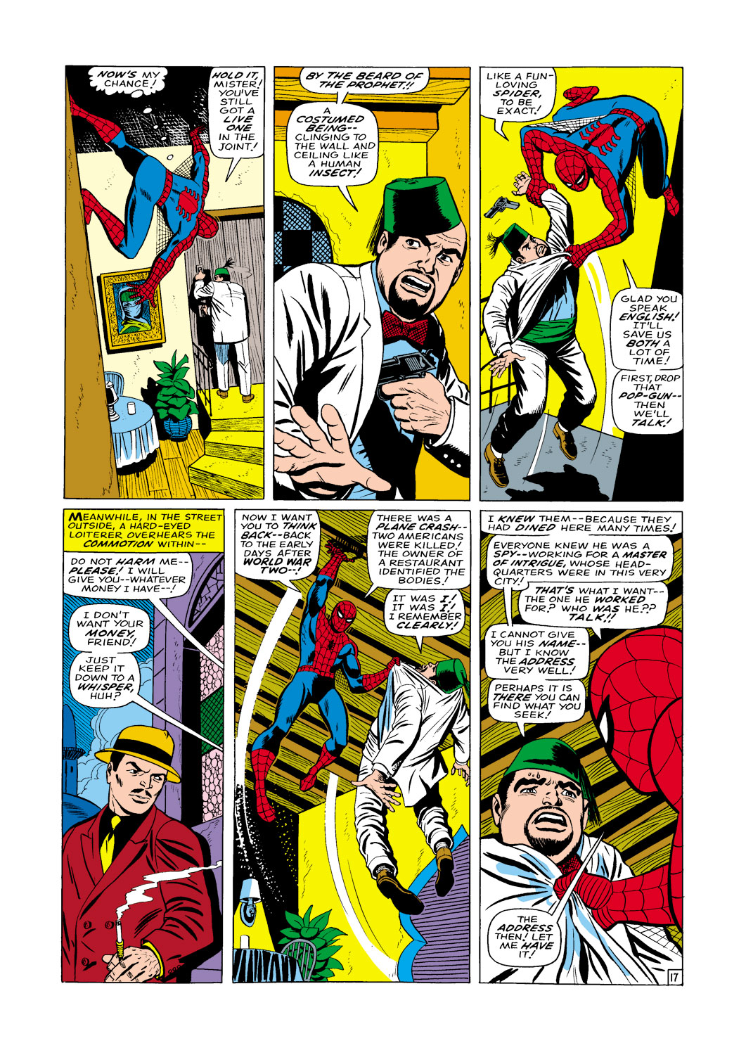 The Amazing Spider-Man (1963) _Annual_5 Page 17