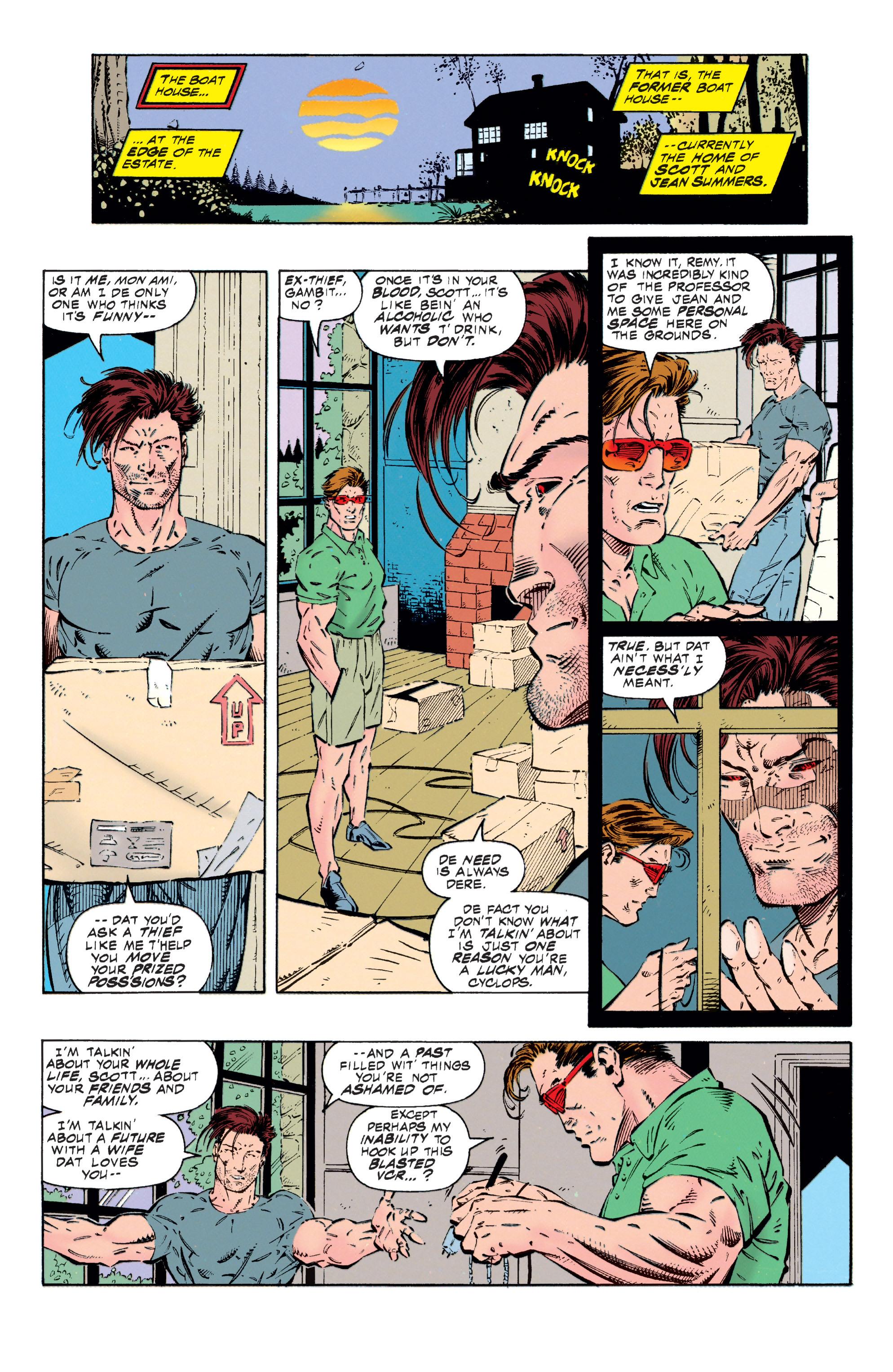 Read online Uncanny X-Men (1963) comic -  Issue #318 - 20