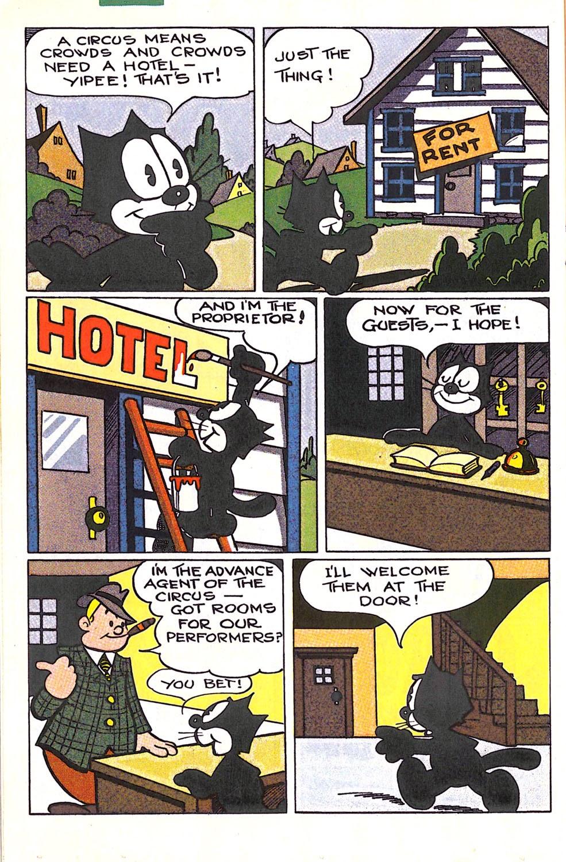 Read online Felix the Cat comic -  Issue #2 - 24