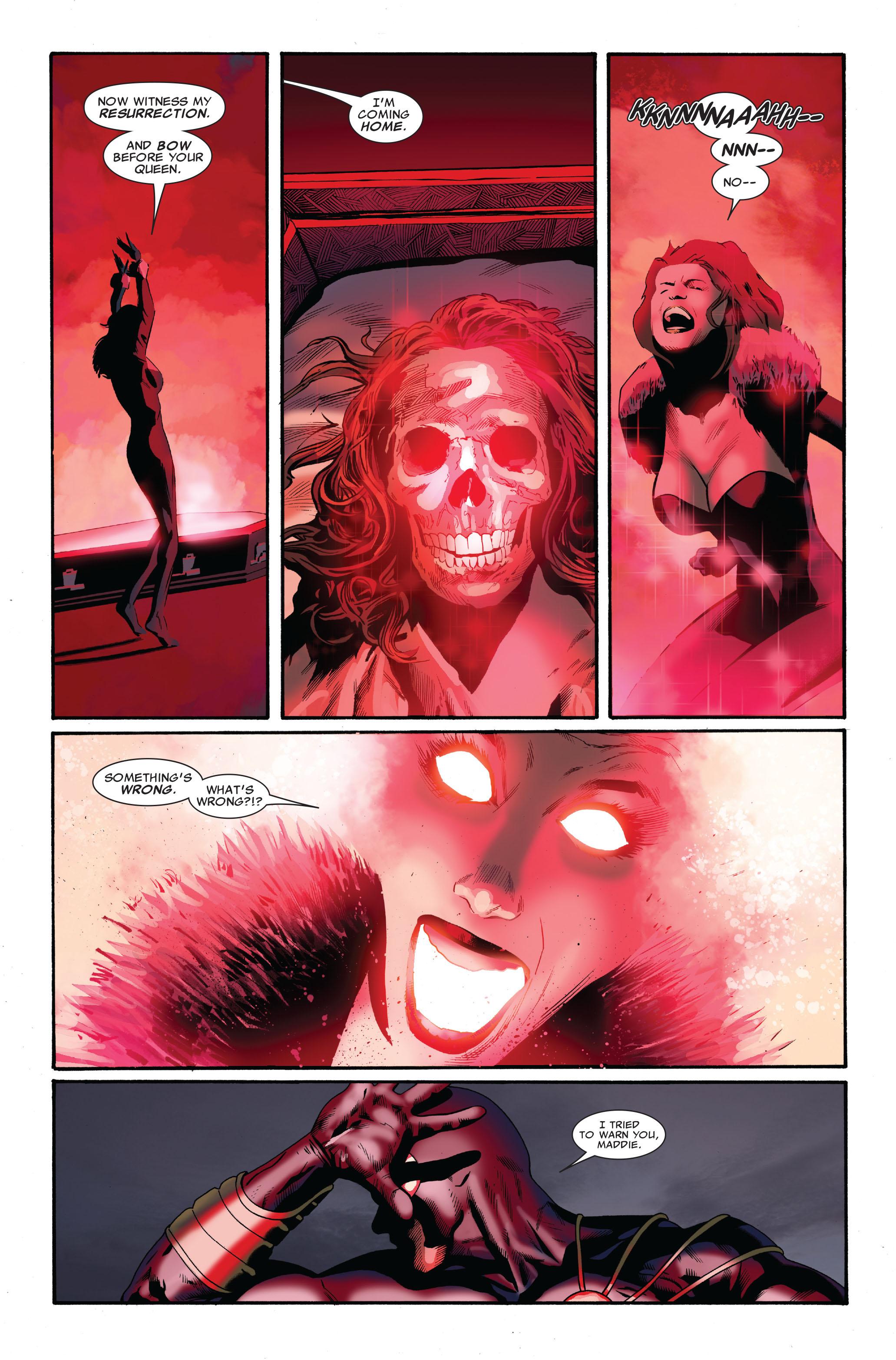 Read online Uncanny X-Men (1963) comic -  Issue #511 - 20