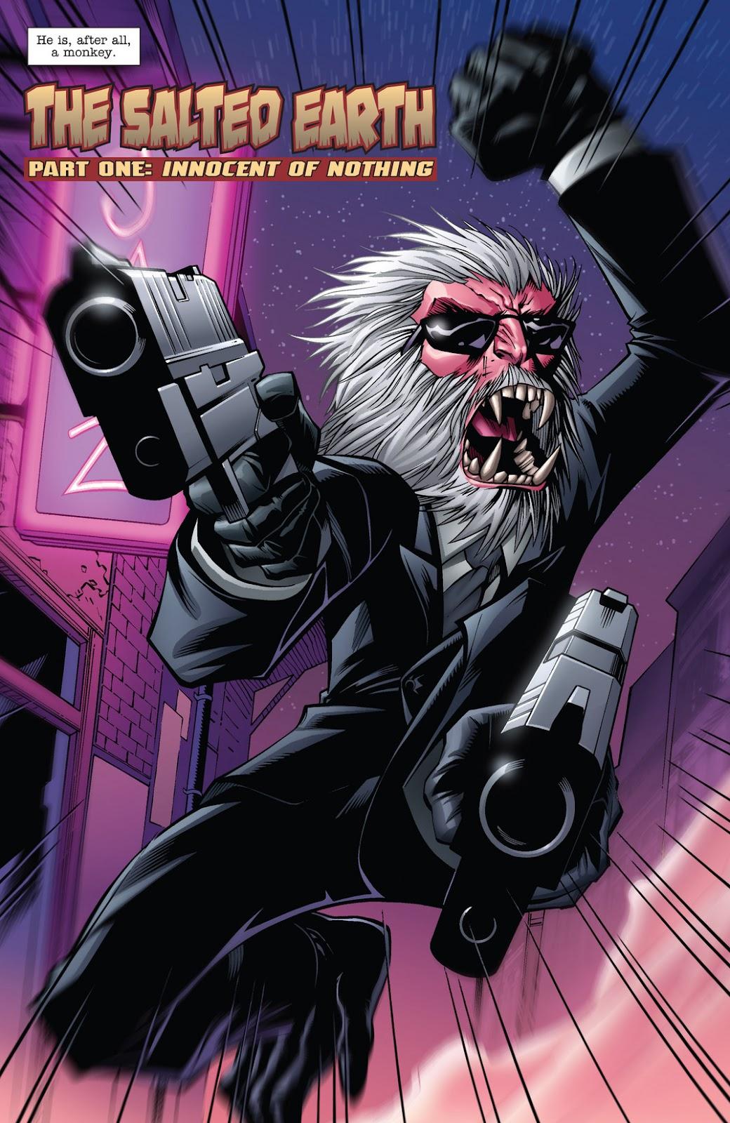 Read online Deadpool (2008) comic -  Issue #61 - 4