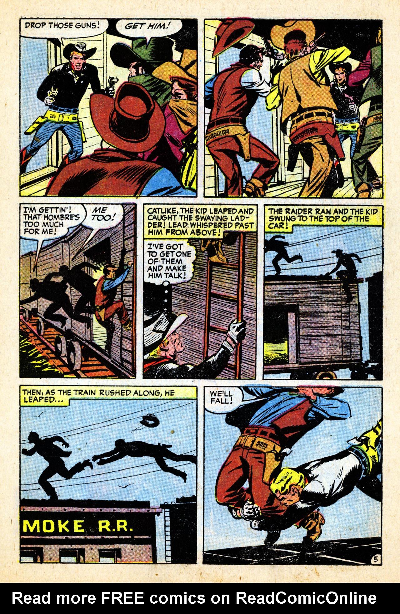 Read online Two-Gun Kid comic -  Issue #28 - 7