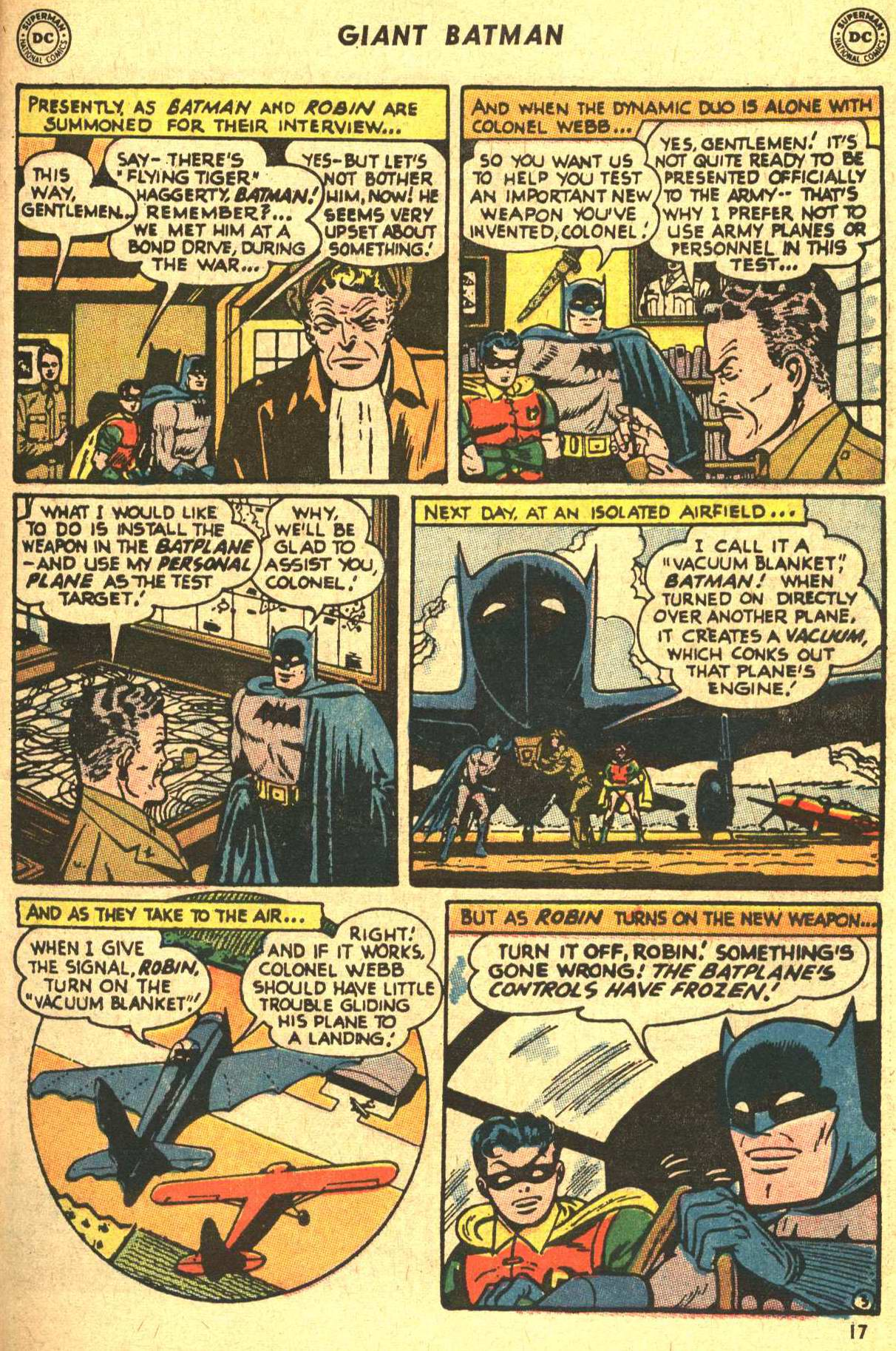 Batman (1940) #203 - Read Batman (1940) Issue #203 Online