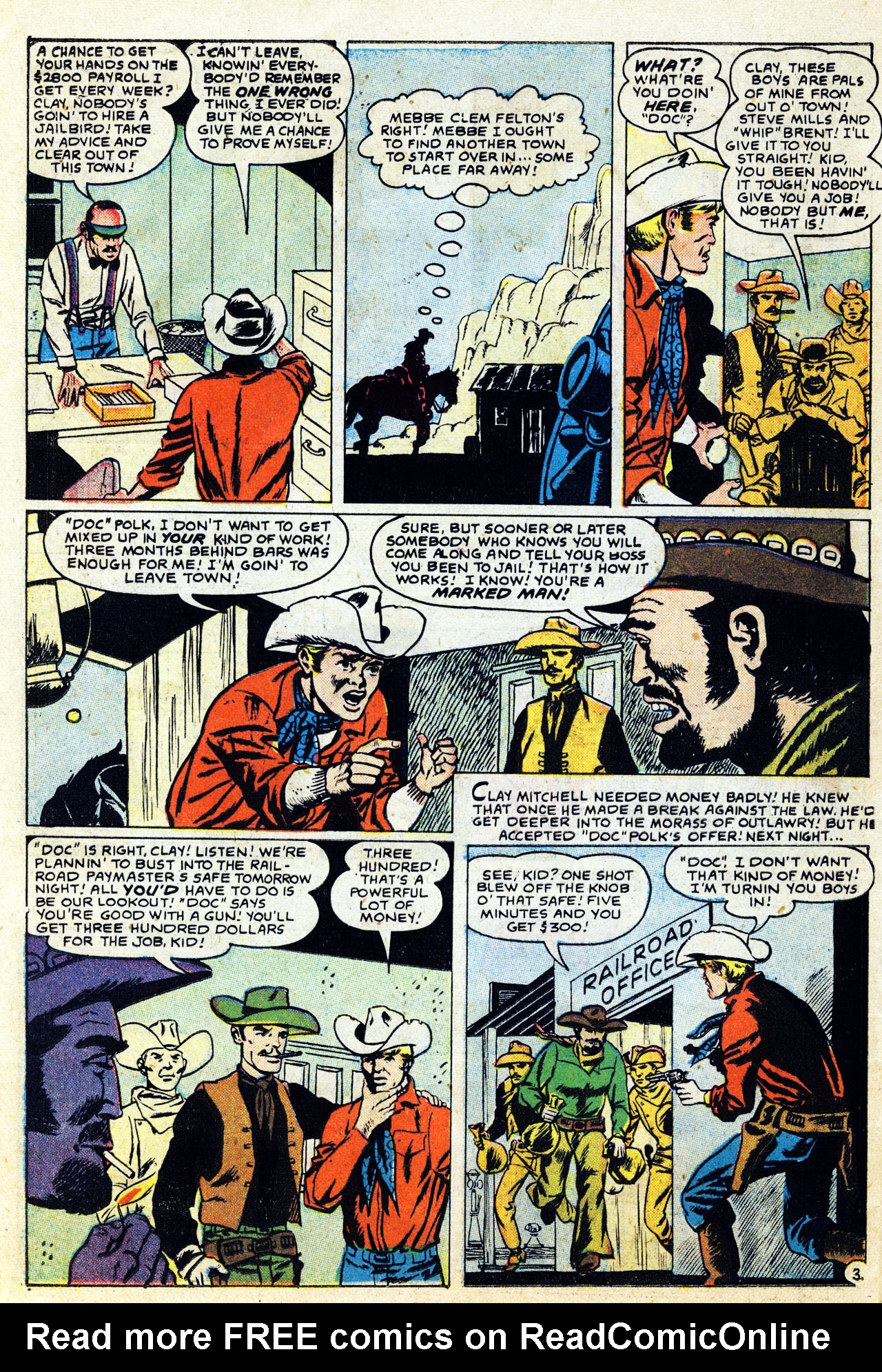 Read online Two-Gun Kid comic -  Issue #43 - 22