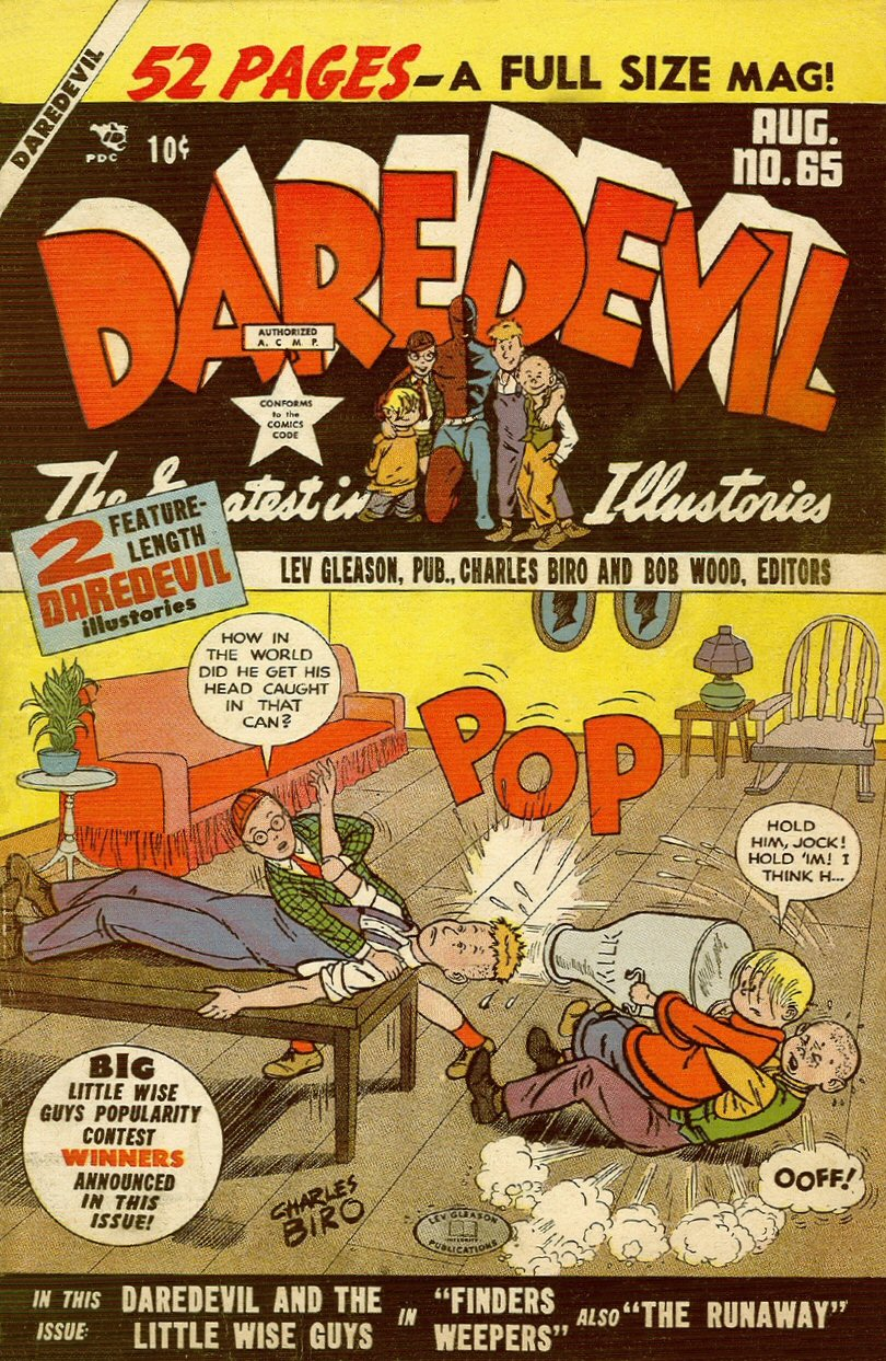 Daredevil (1941) 65 Page 1