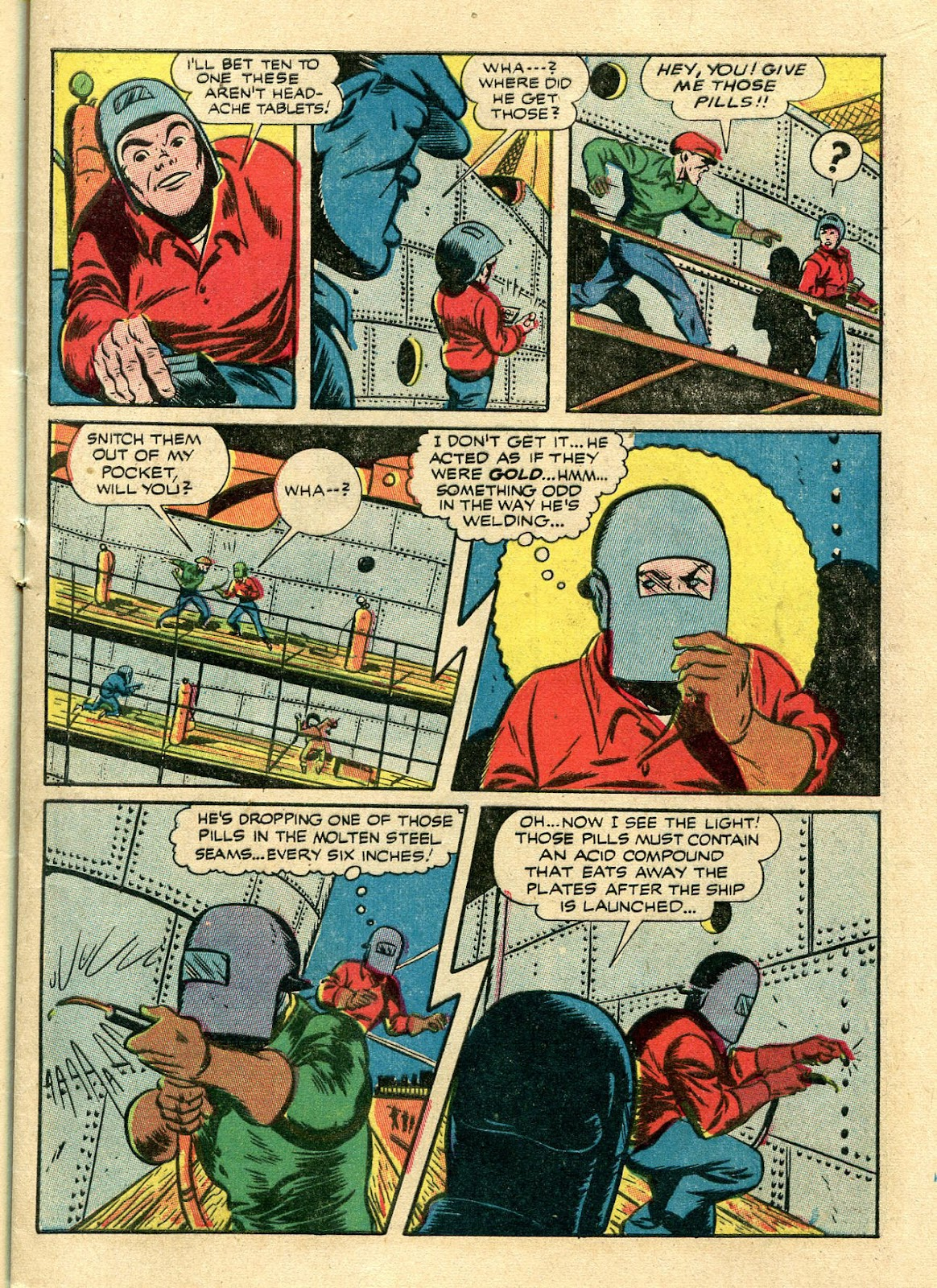 Green Hornet Comics issue 11 - Page 8