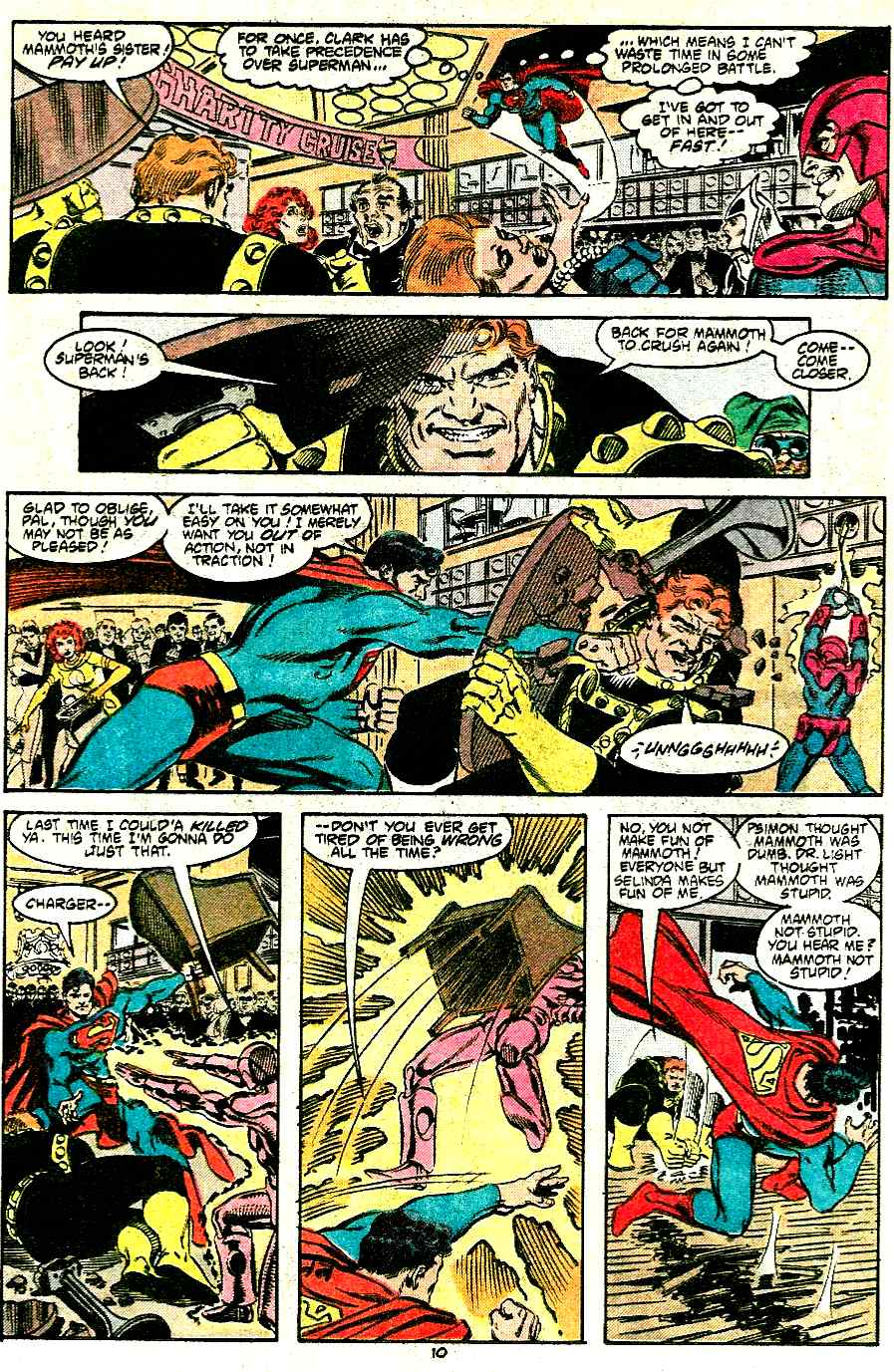 Adventures of Superman (1987) 430 Page 10