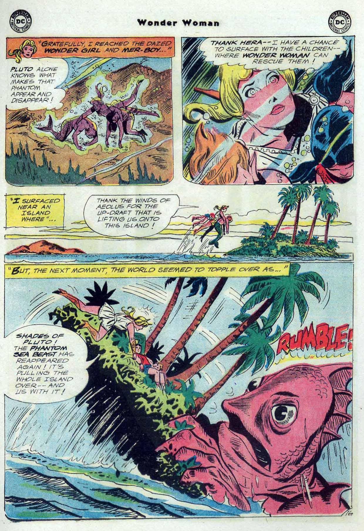Read online Wonder Woman (1942) comic -  Issue #145 - 21