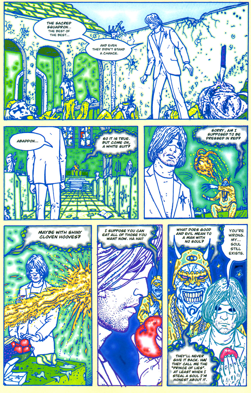 Read online Solo (2004) comic -  Issue #12 - 27