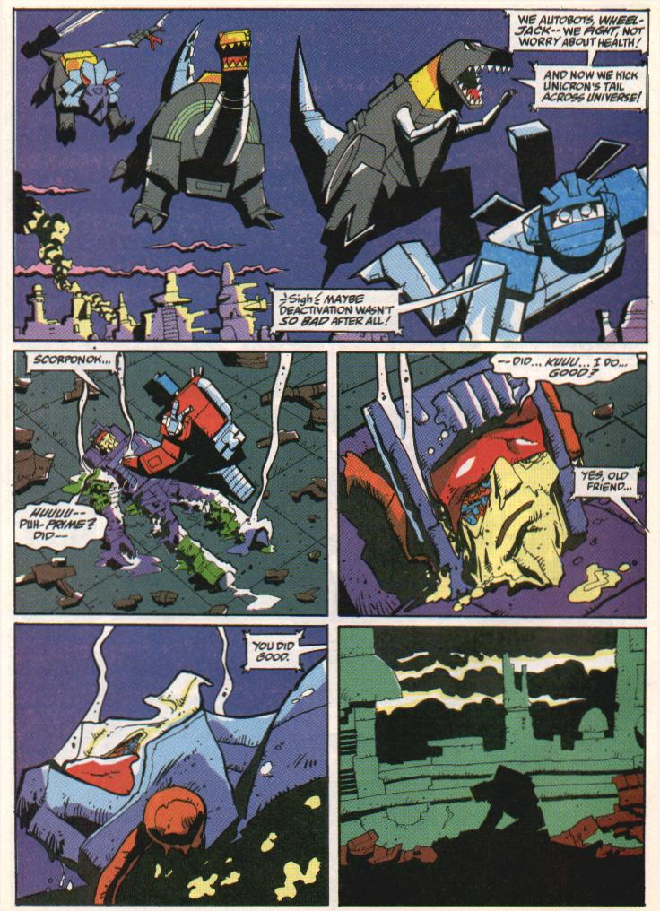 The Transformers (UK) 321 Page 9