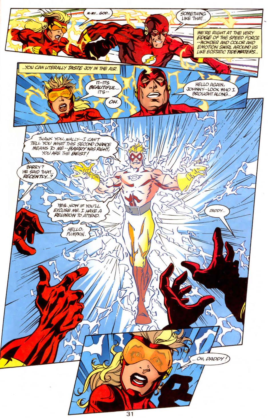 Read online The Flash (1987) comic -  Issue # _Annual 11 - 32