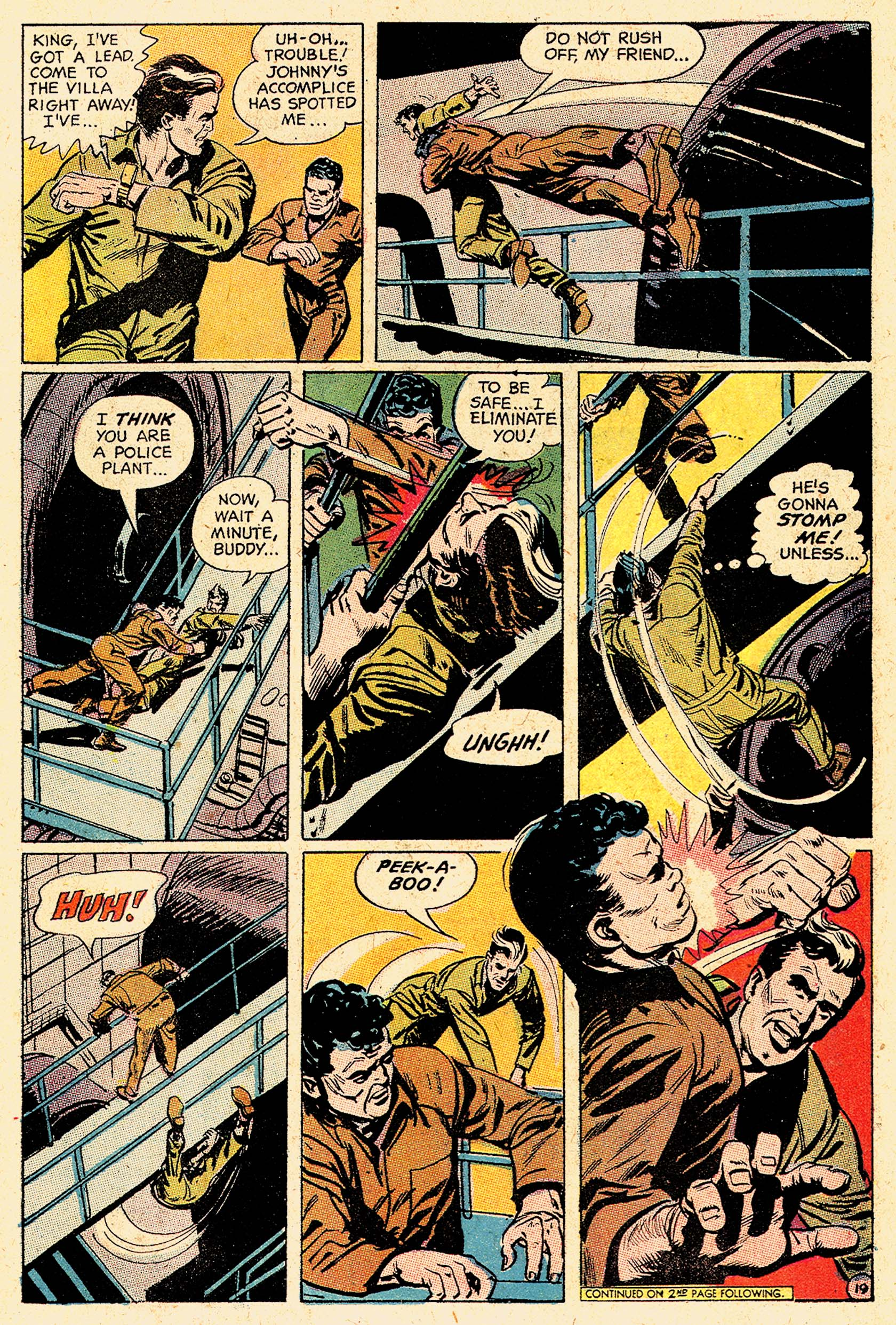 Read online Secret Six (1968) comic -  Issue #5 - 26