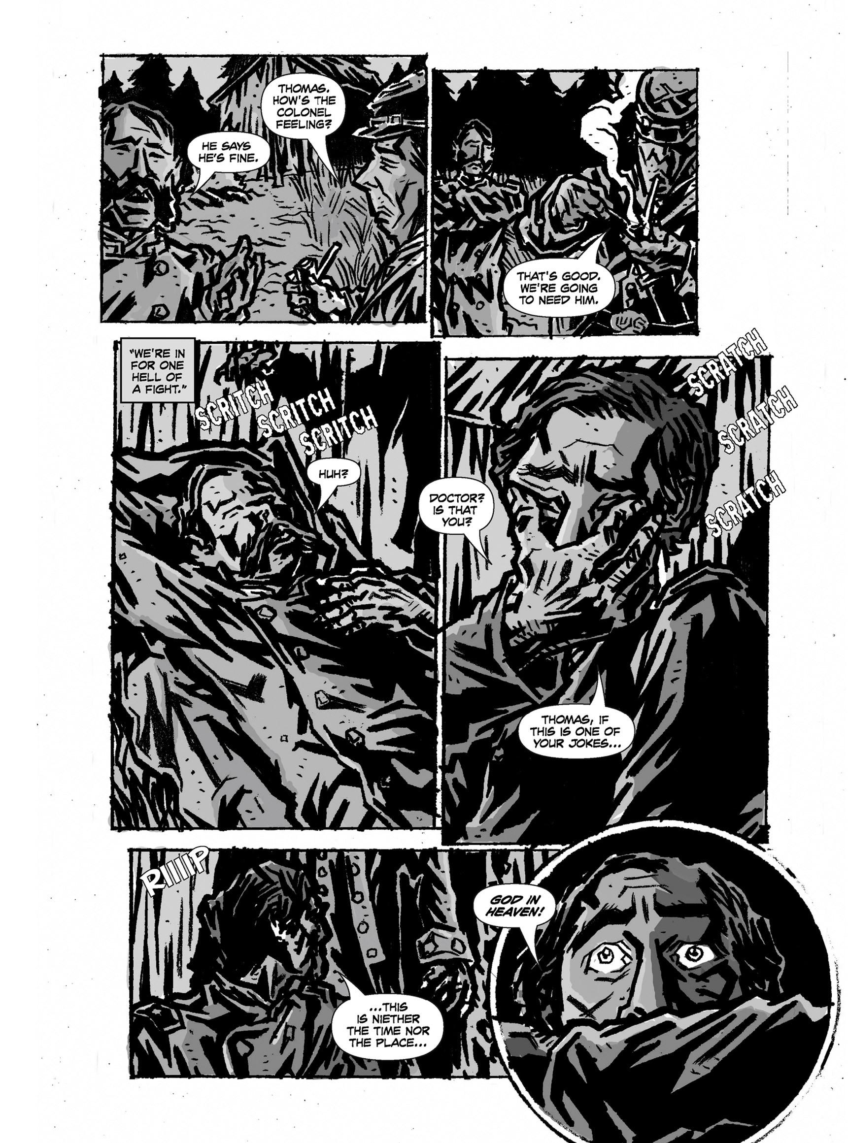 Read online FUBAR comic -  Issue #3 - 149