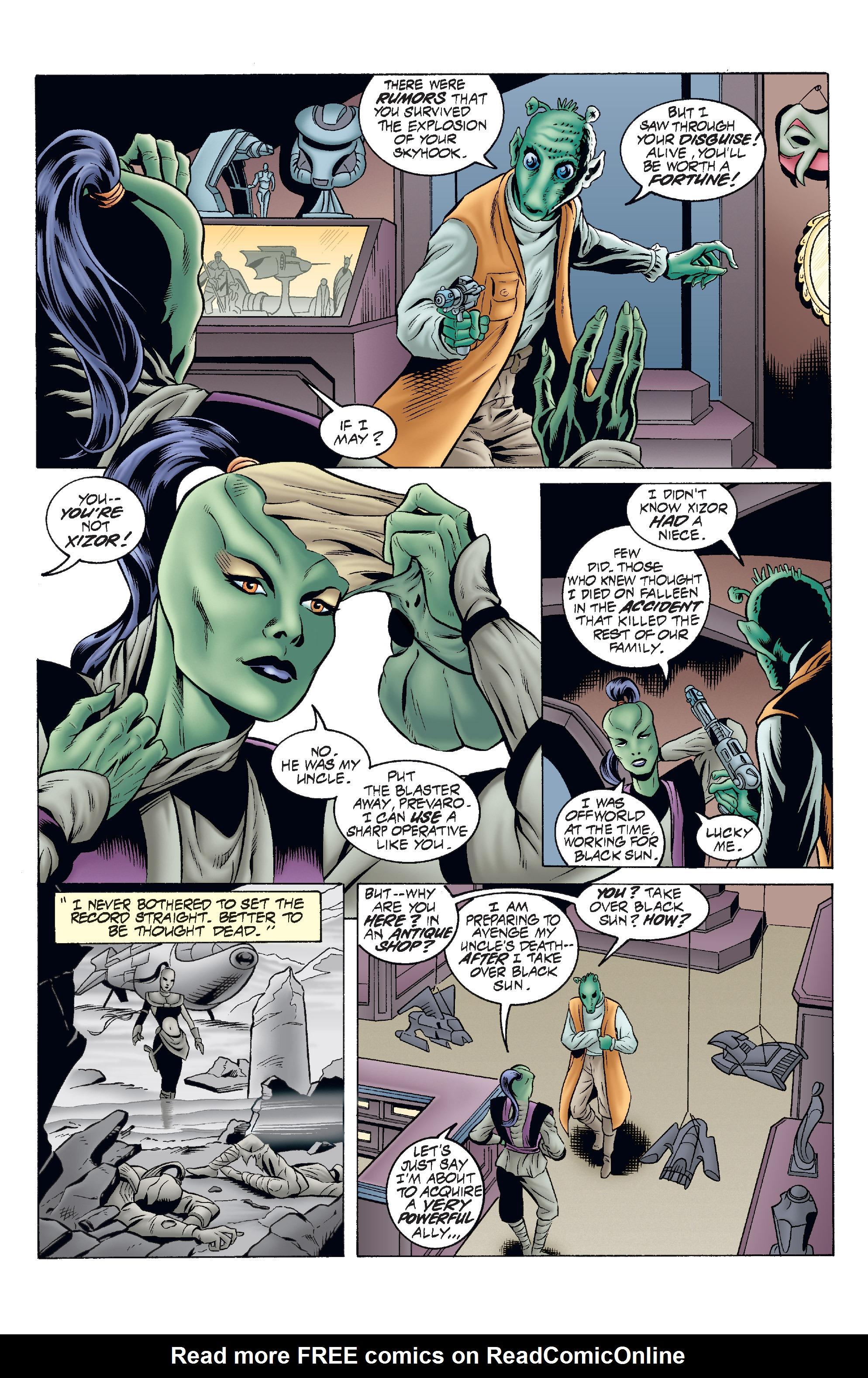 Read online Star Wars Omnibus comic -  Issue # Vol. 11 - 331