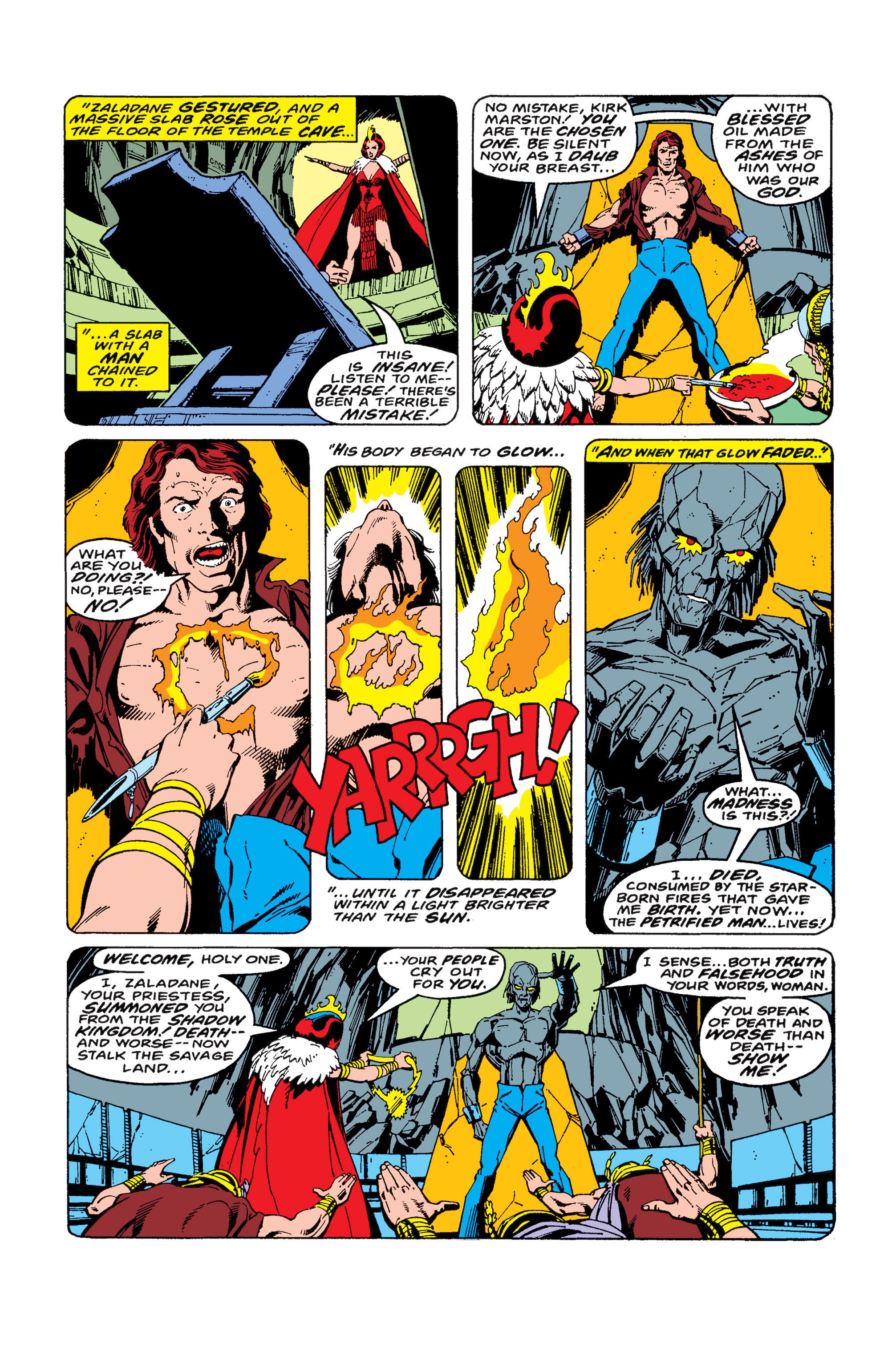 Uncanny X-Men (1963) 115 Page 12