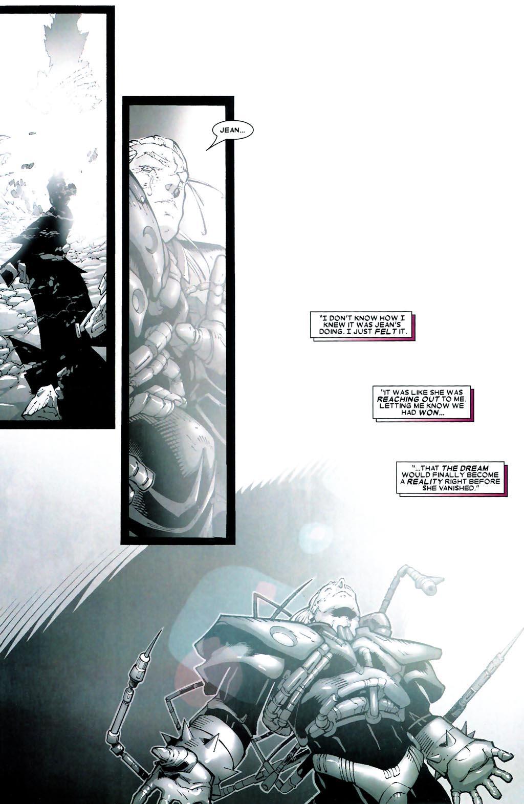 Read online Age of Apocalypse (2005) comic -  Issue #5 - 7
