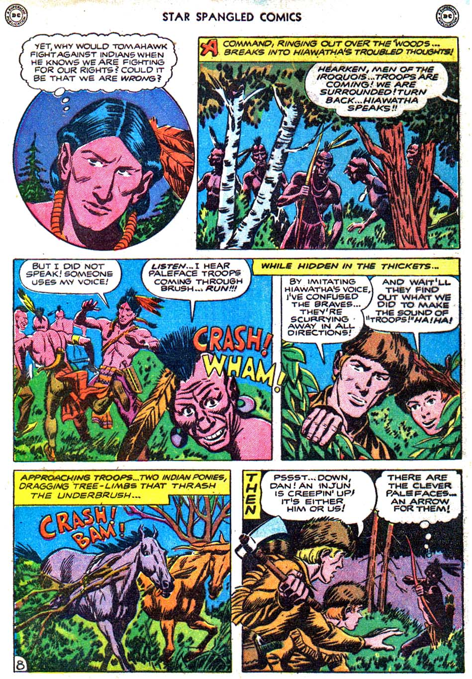 Star Spangled Comics (1941) issue 95 - Page 47