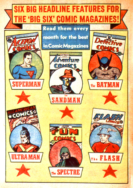Read online Detective Comics (1937) comic -  Issue #37 - 67