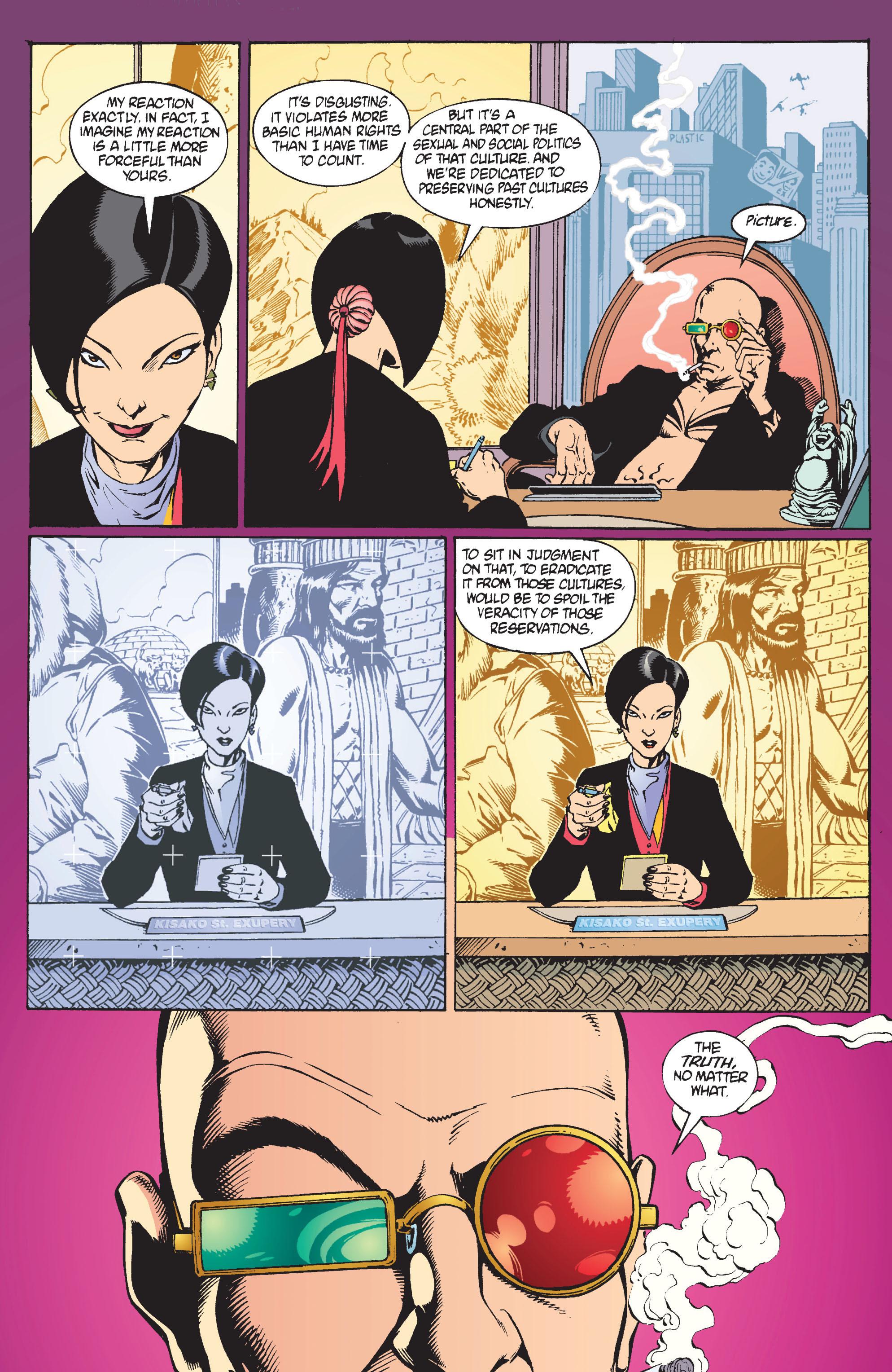 Read online Transmetropolitan comic -  Issue #9 - 4