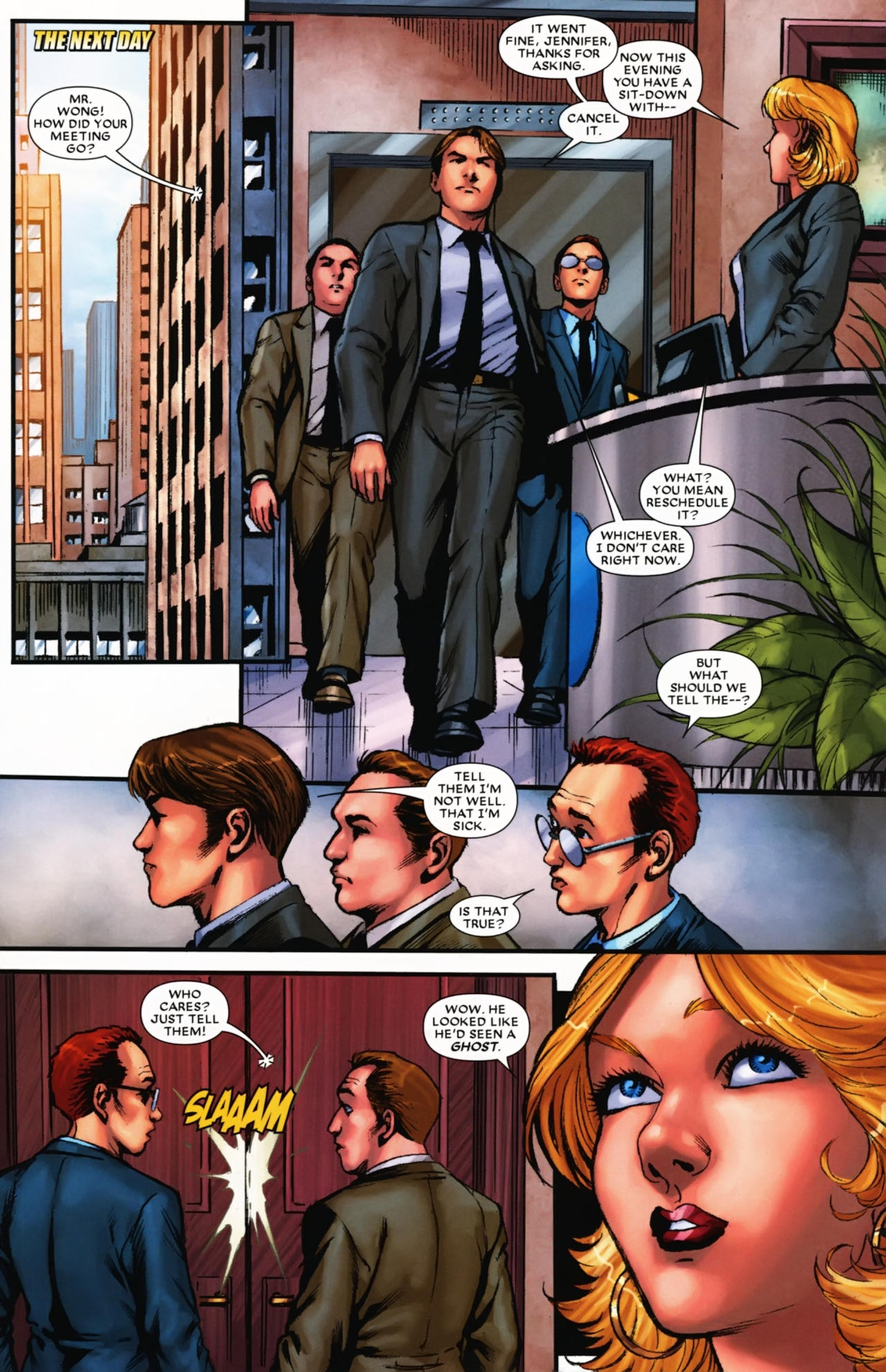 Read online Wolverine: First Class comic -  Issue #17 - 10